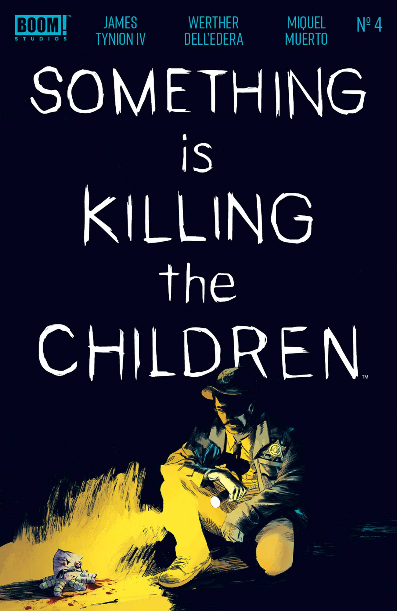 Something Is Killing The Children #4 (2019)