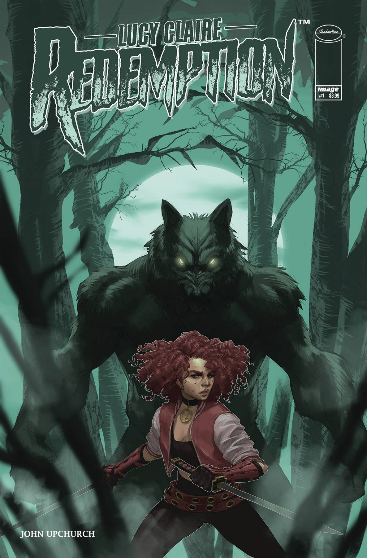 Lucy Claire: Redemption #1 (2019)