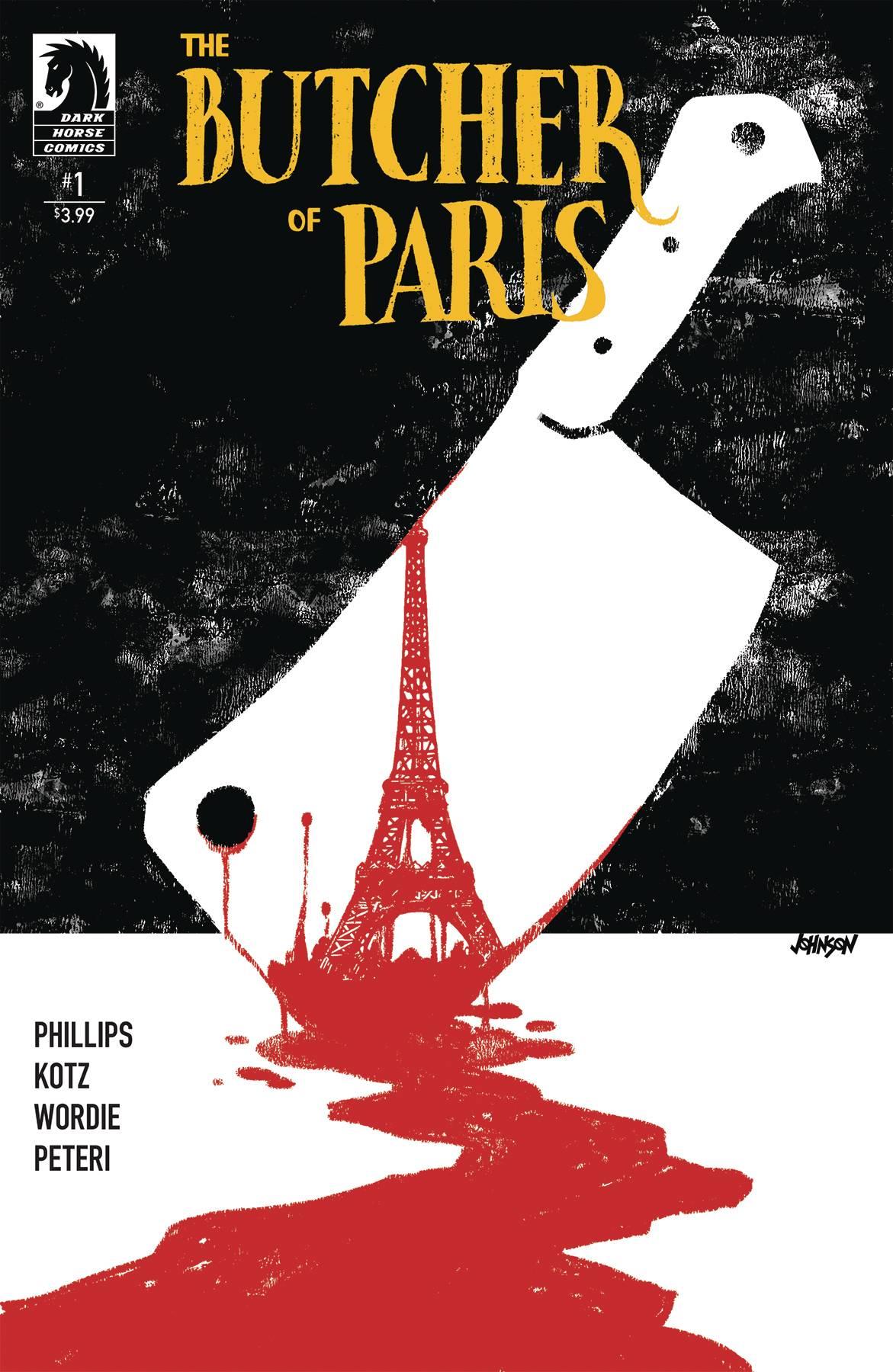 The Butcher Of Paris #1 (2019)