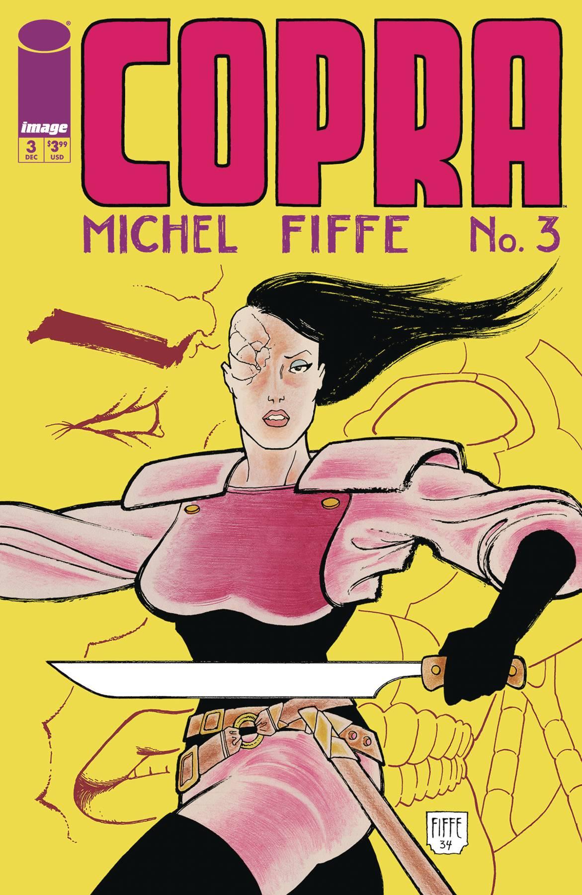 Copra #3 (2019)