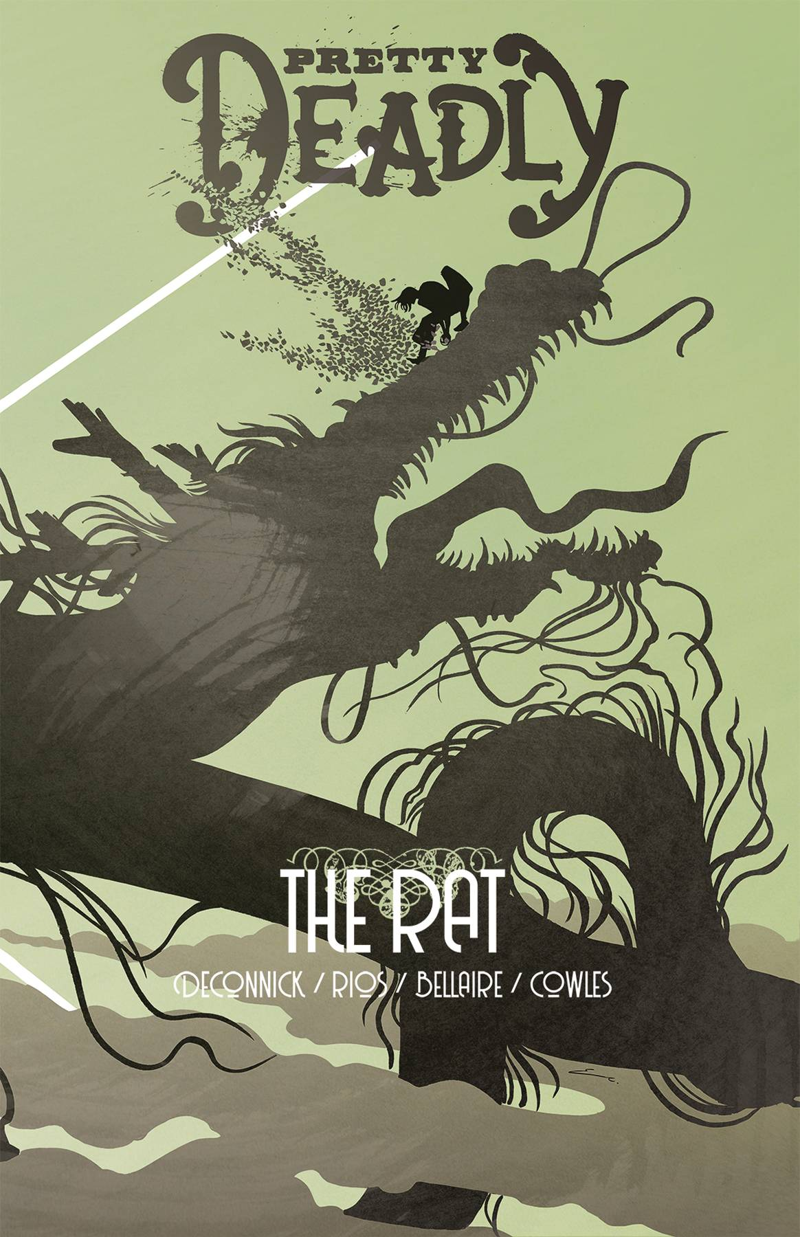 Pretty Deadly: The Rat #4 (2019)
