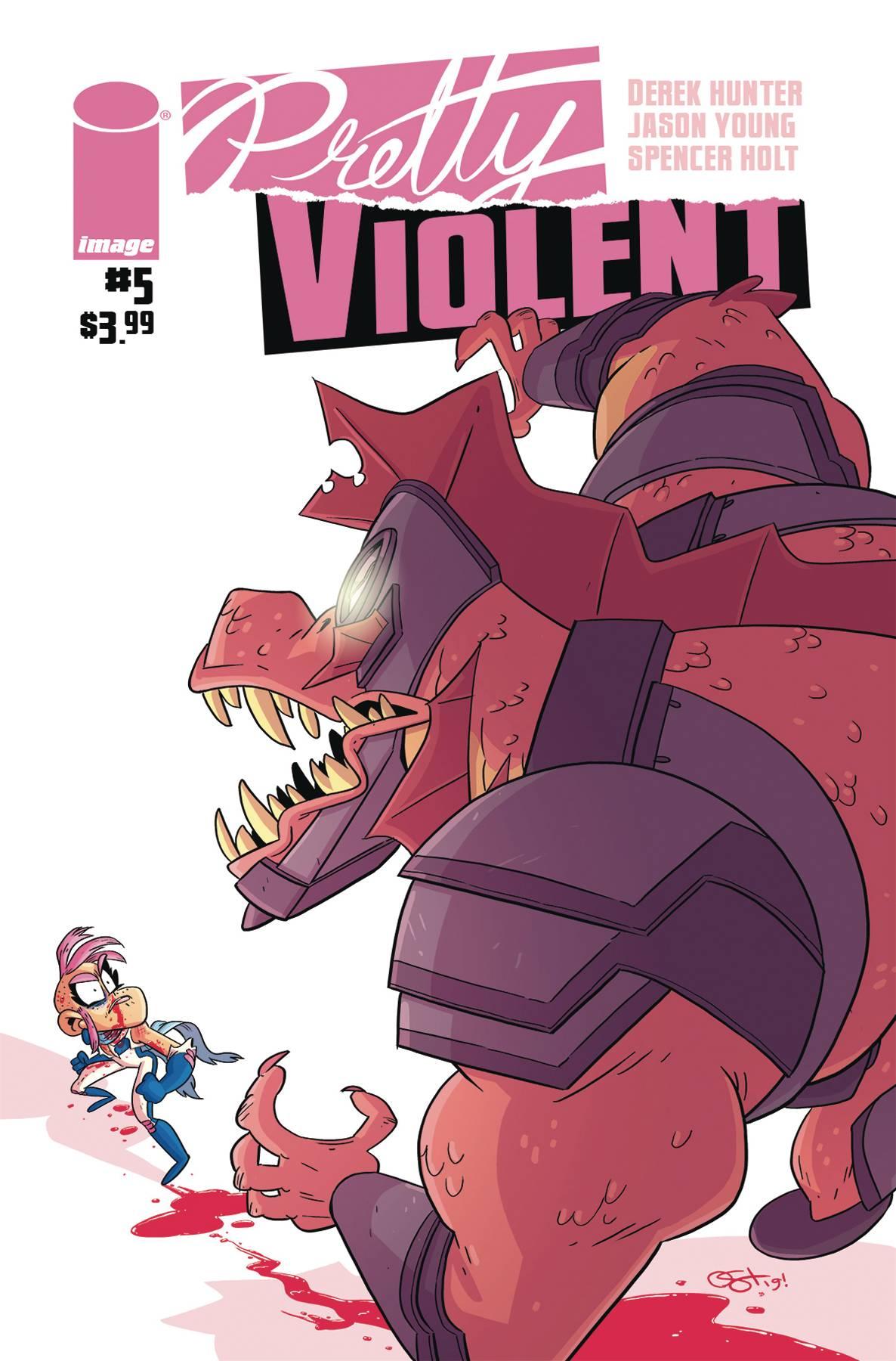Pretty Violent #5 (2019)