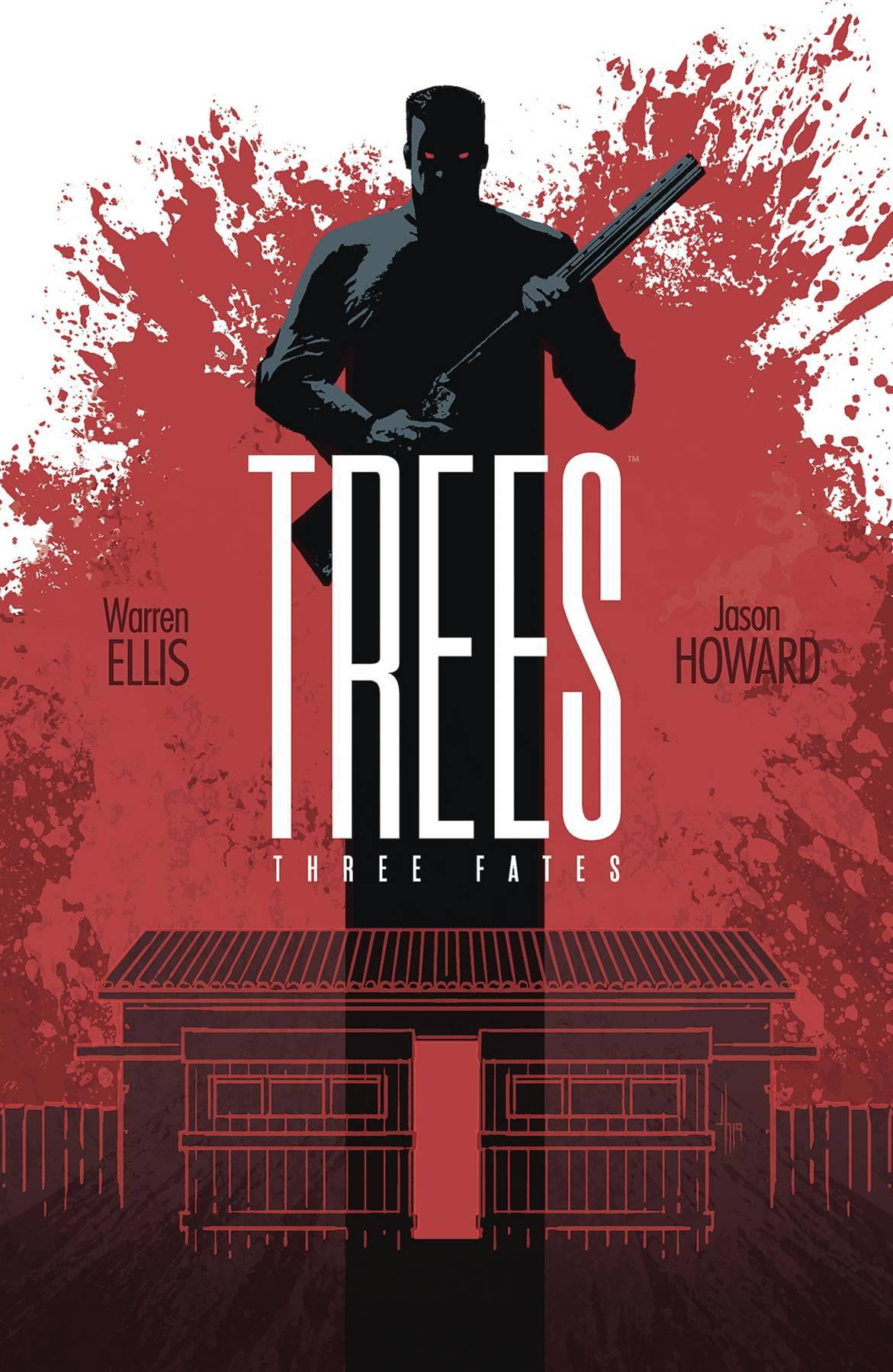 Trees: Three Fates #4 (2019)
