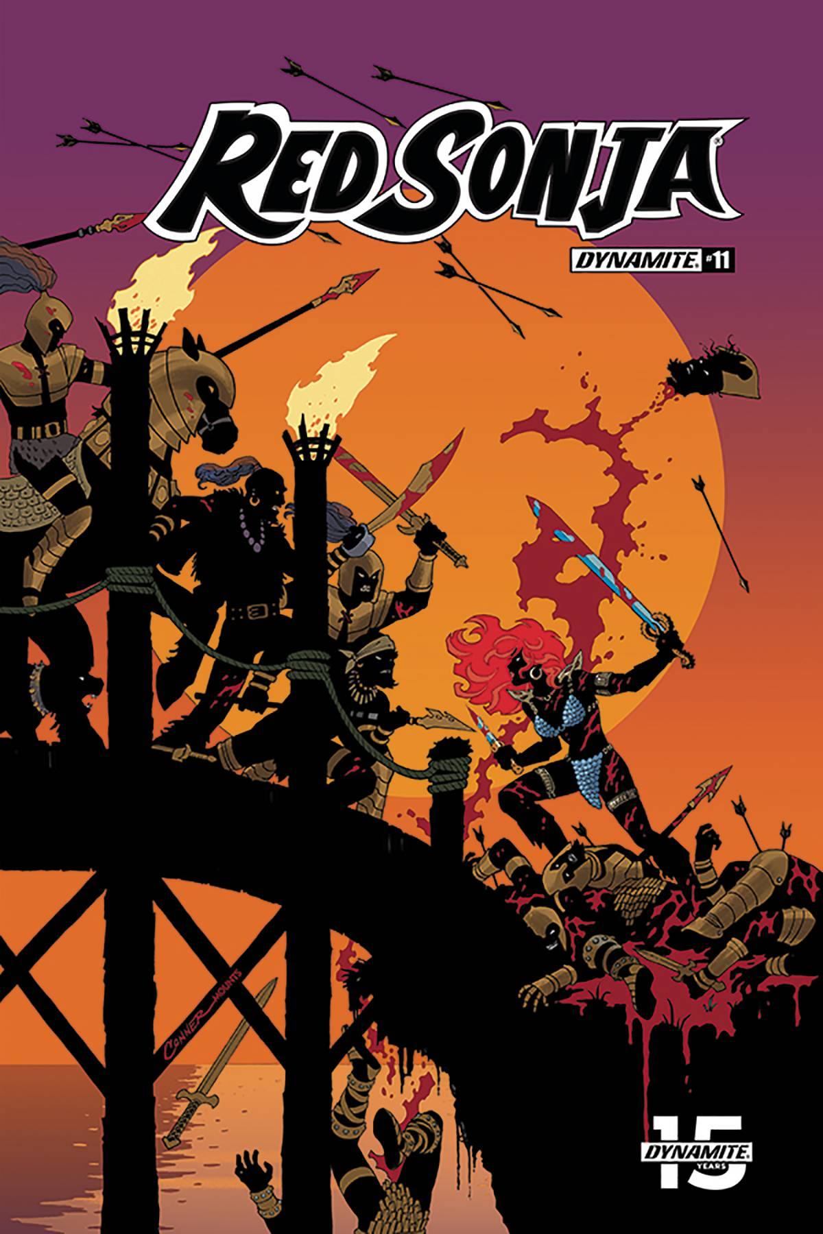 Red Sonja #11 (2019)