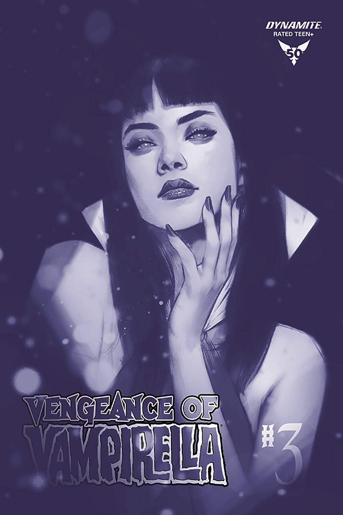 Vengeance Of Vampirella #3 (2019)