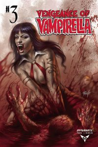 Vengeance Of Vampirella #3 (2019)
