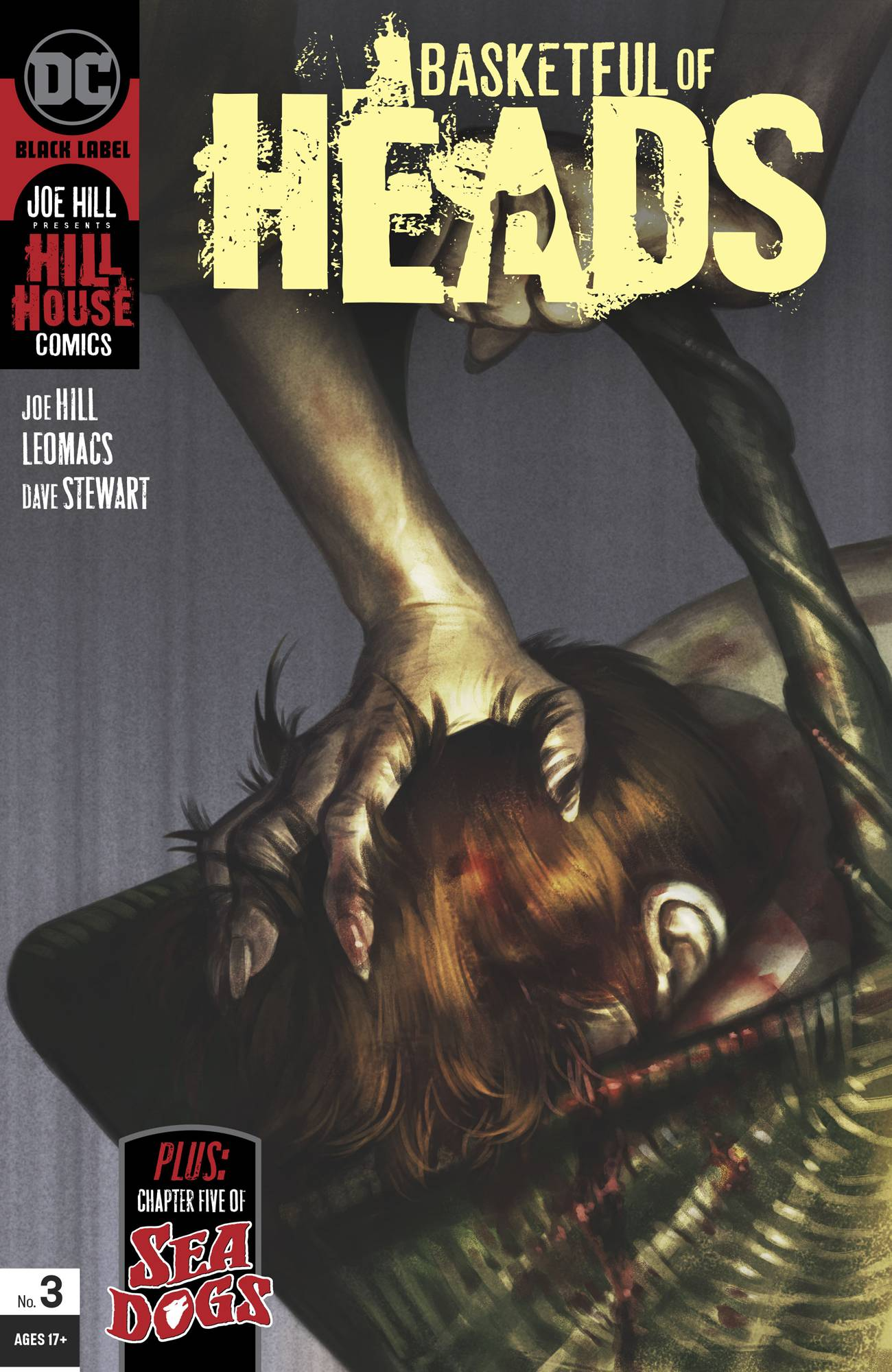 Basketful Of Heads #3 (2019)