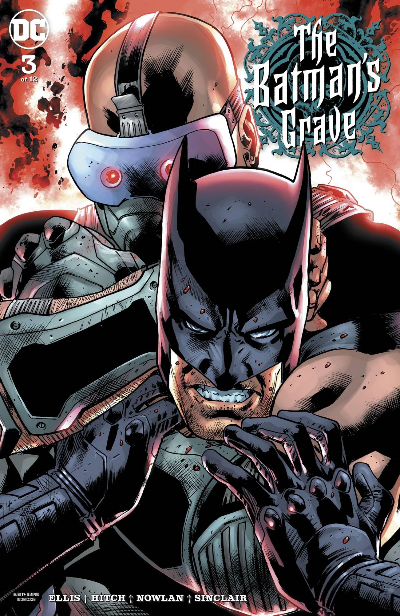 The Batman's Grave #3 (2019)