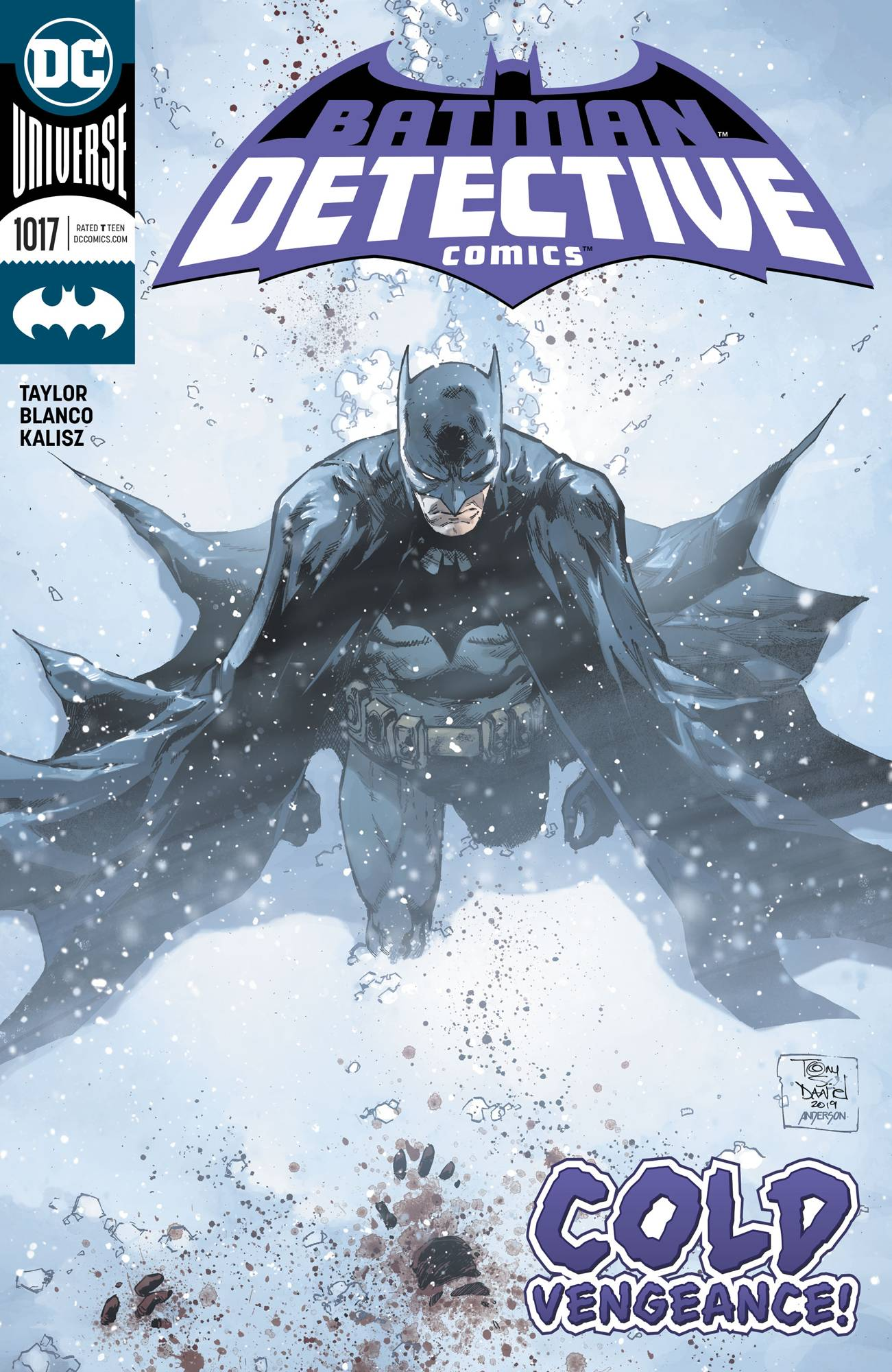 Detective Comics #1017 (2019)