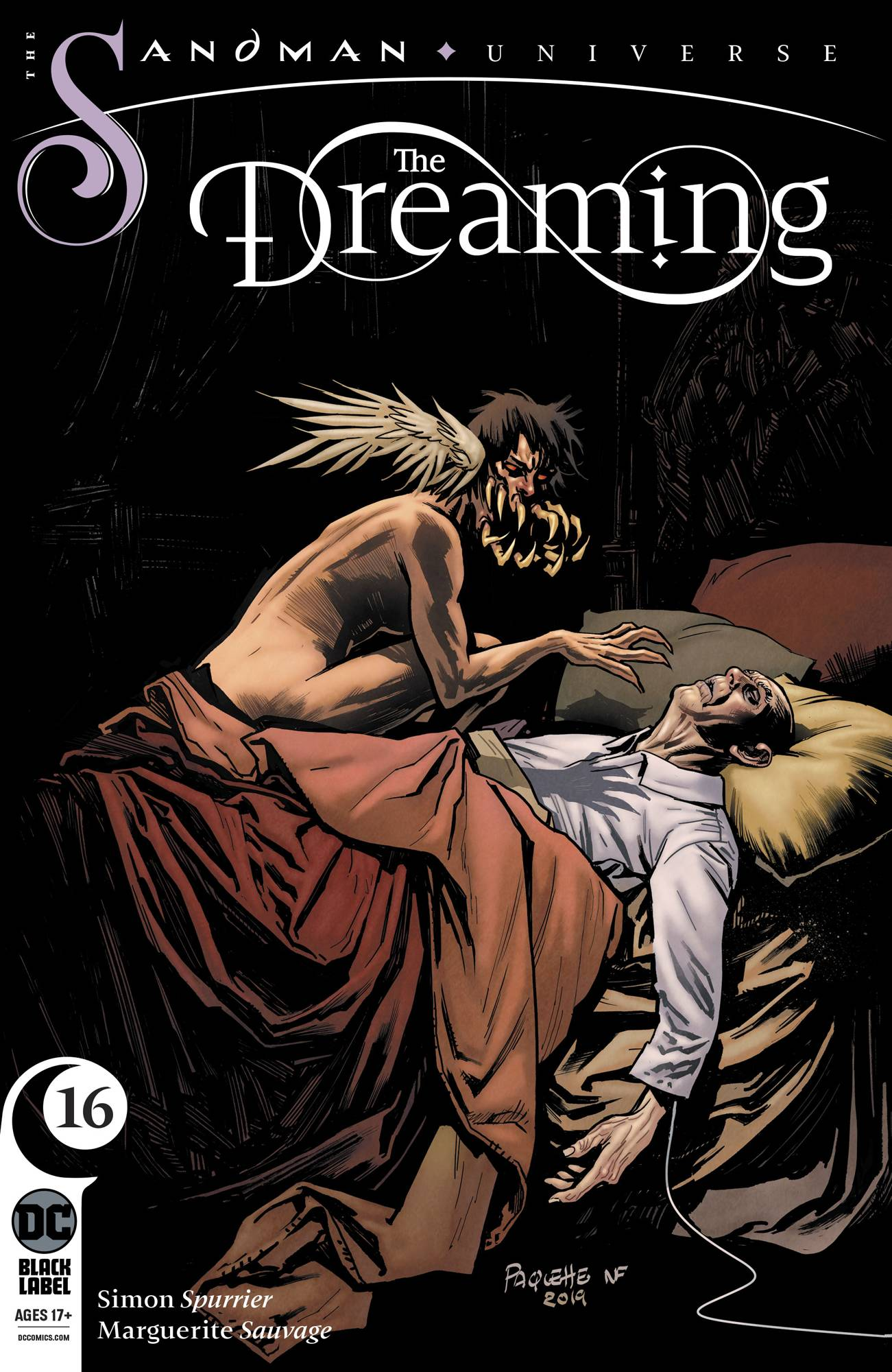 The Dreaming #16 (2019)