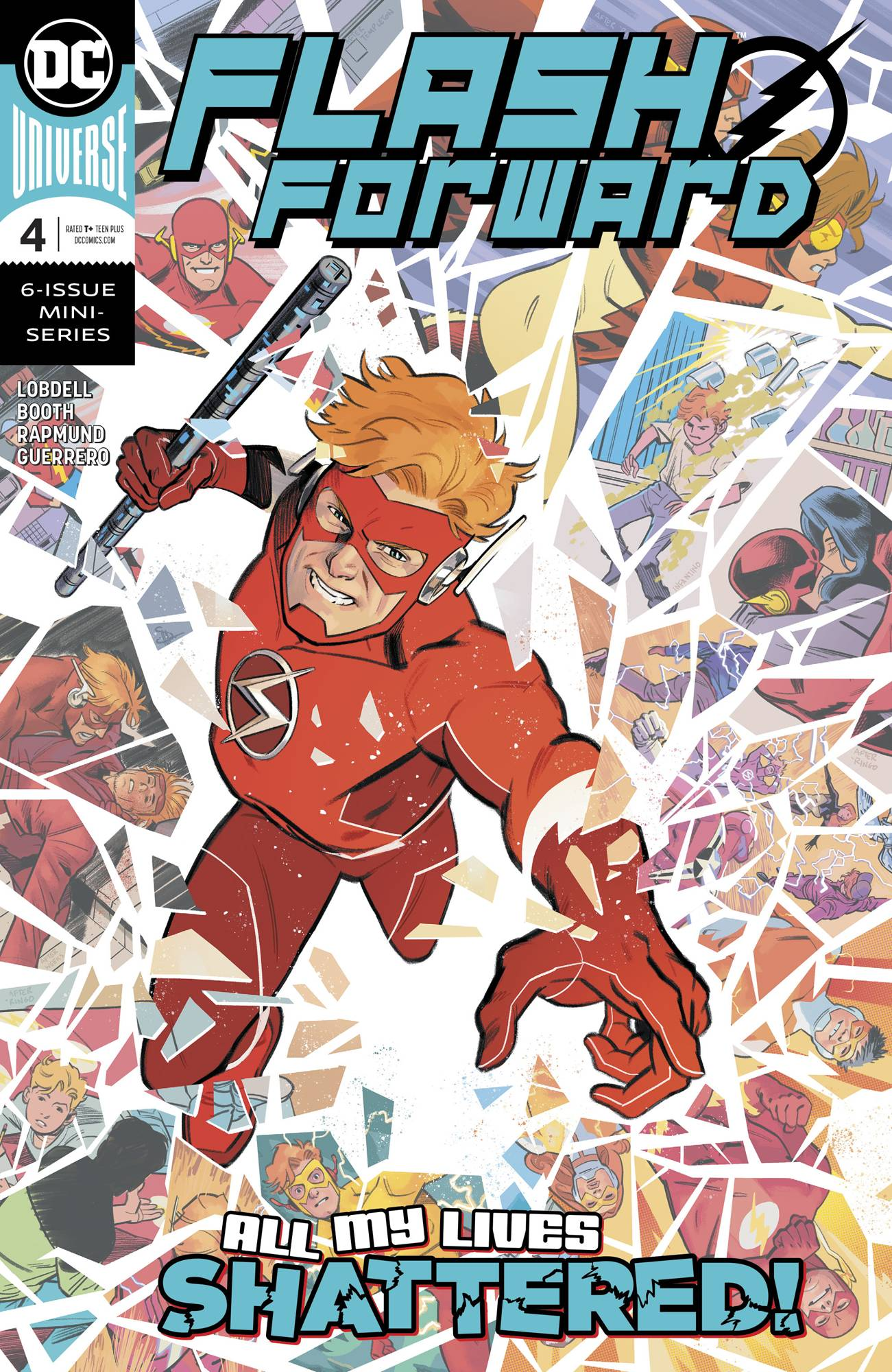 Flash Forward #4 (2019)