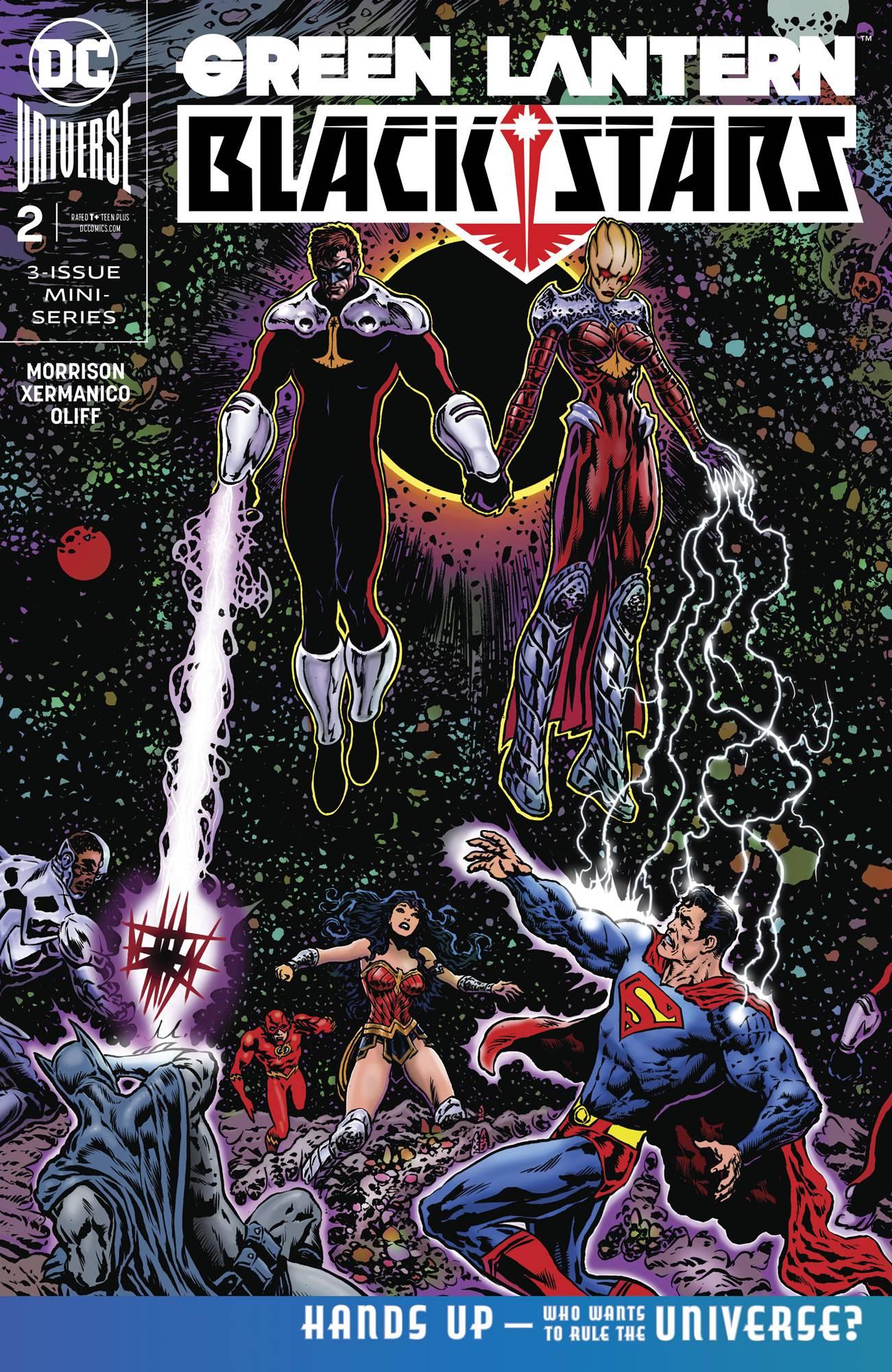 Green Lantern: Blackstars #2 (2019)