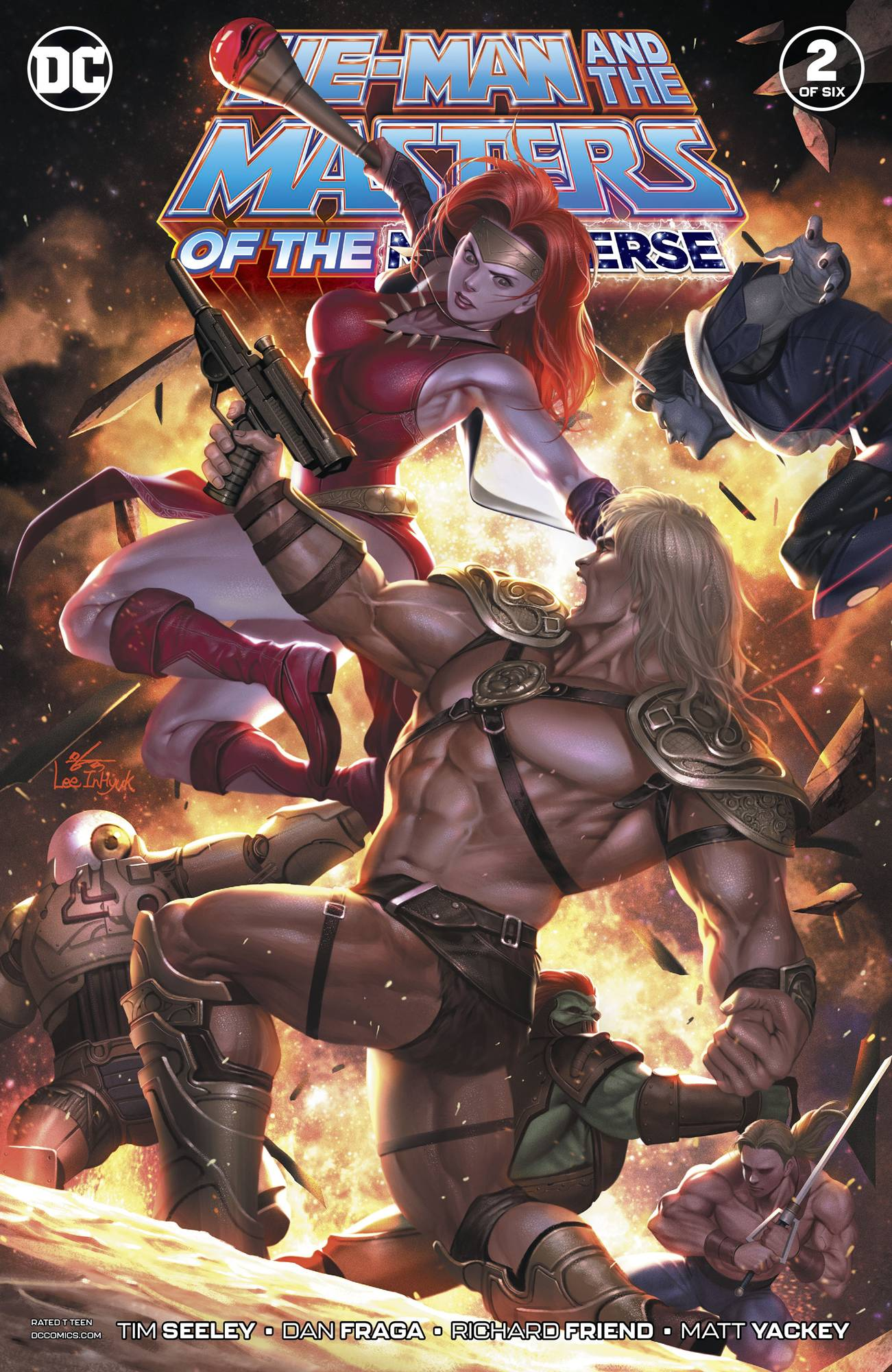 He-Man and the Masters Of The Multiverse #2 (2019)