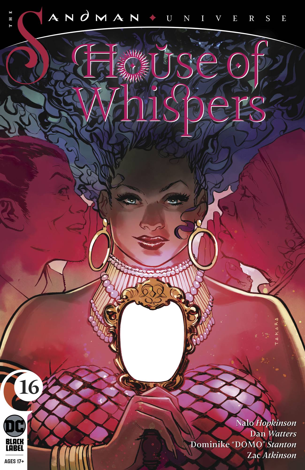 House Of Whispers #16 (2019)