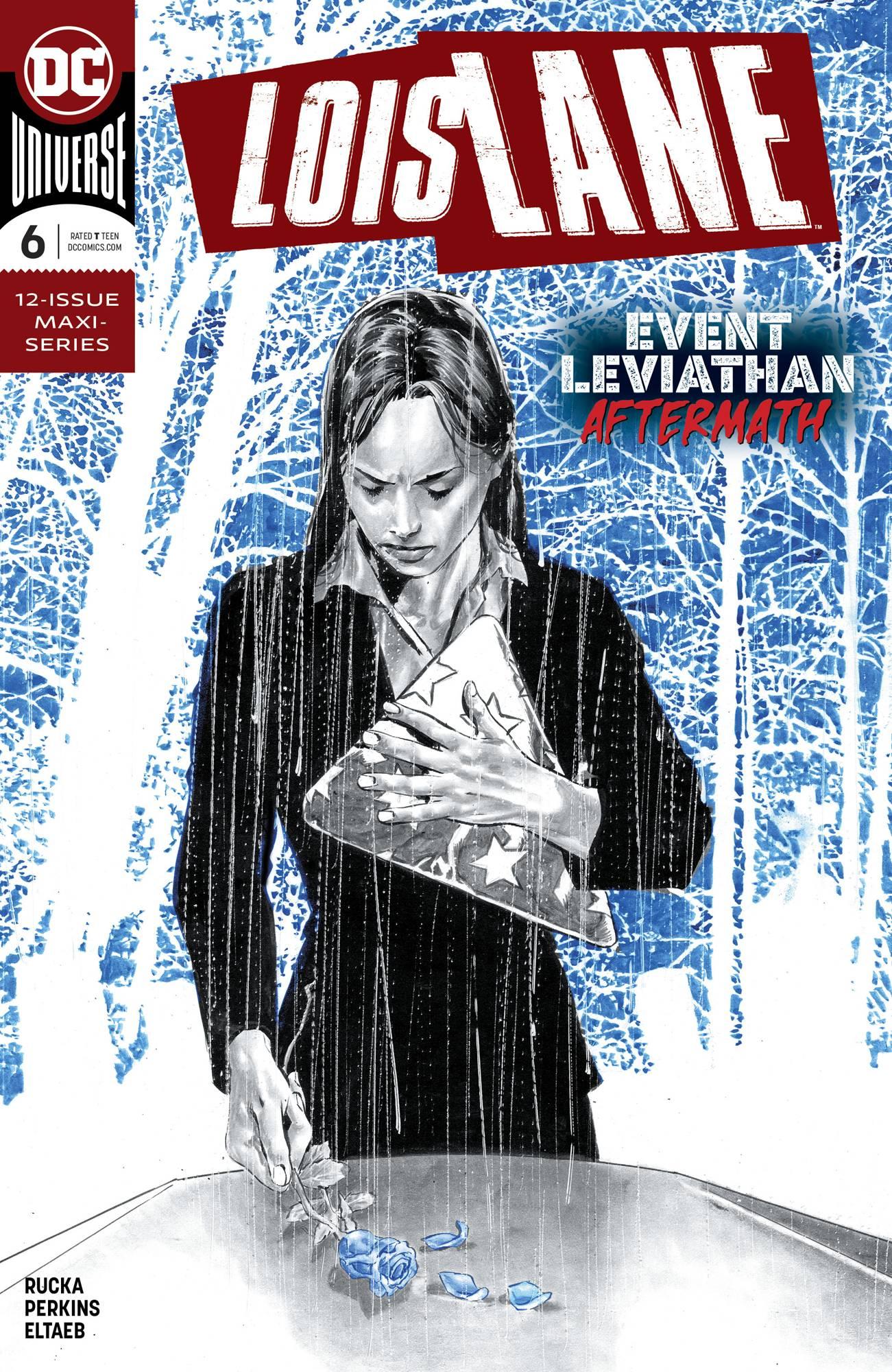 Lois Lane #6 (2019)