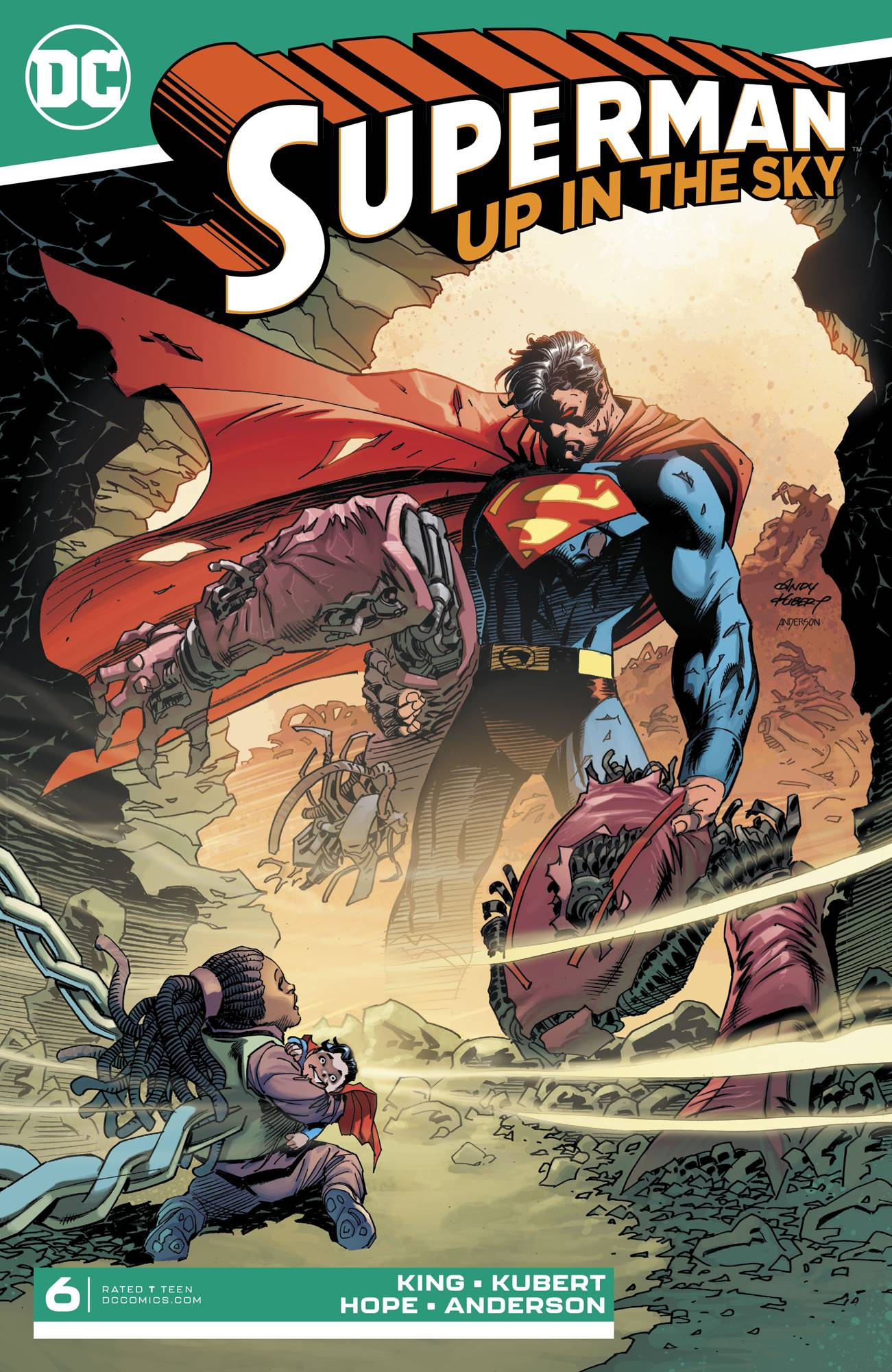 Superman: Up In The Sky #6 (2019)