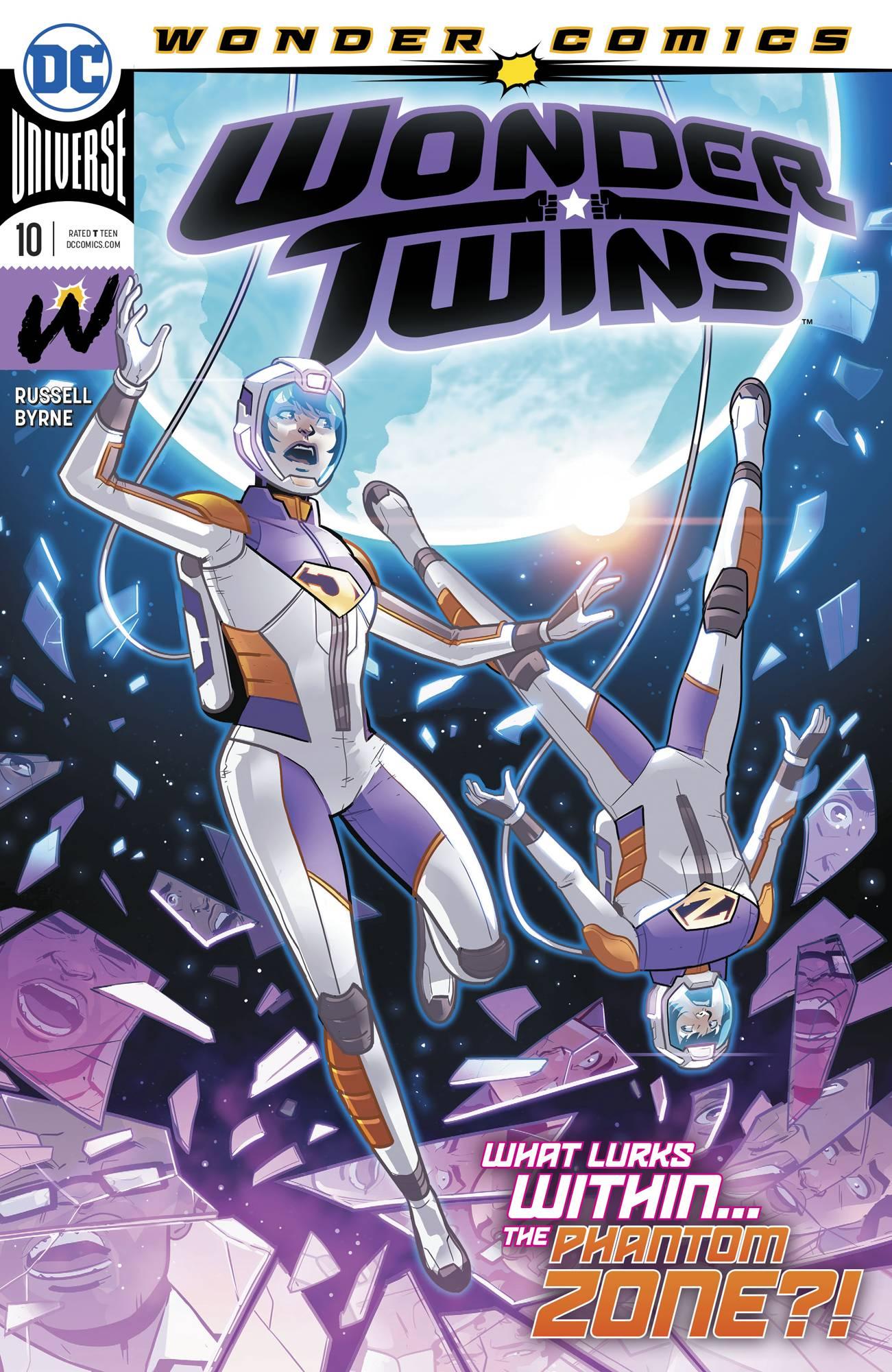 Wonder Twins #10 (2019)