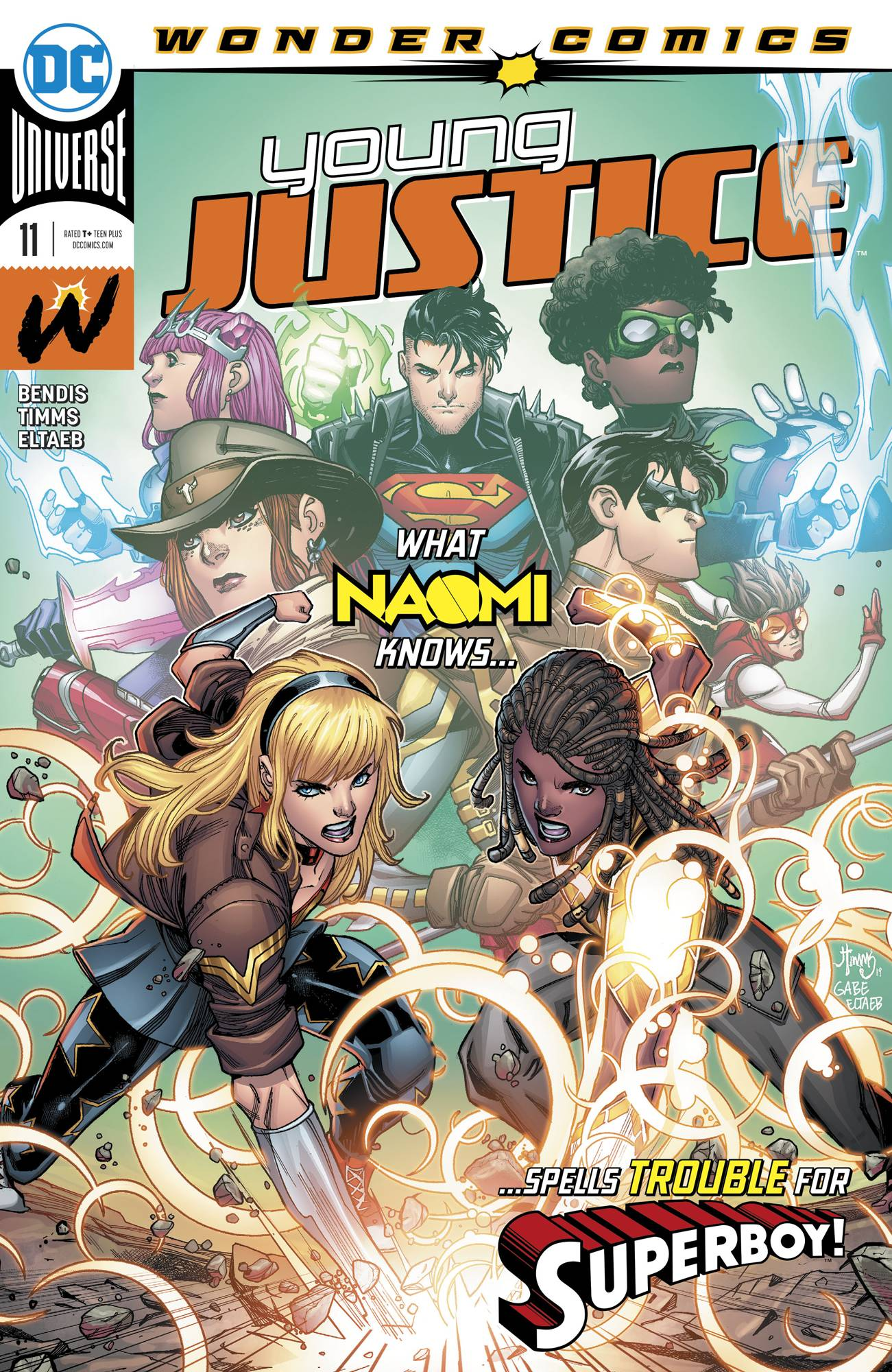 Young Justice #11 (2019)