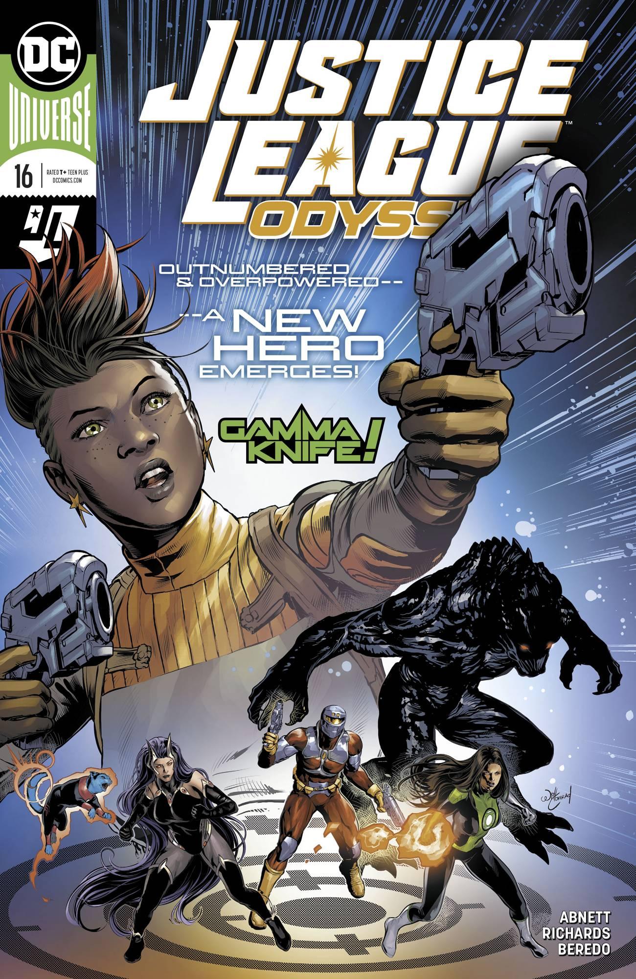 Justice League Odyssey #16 (2019)