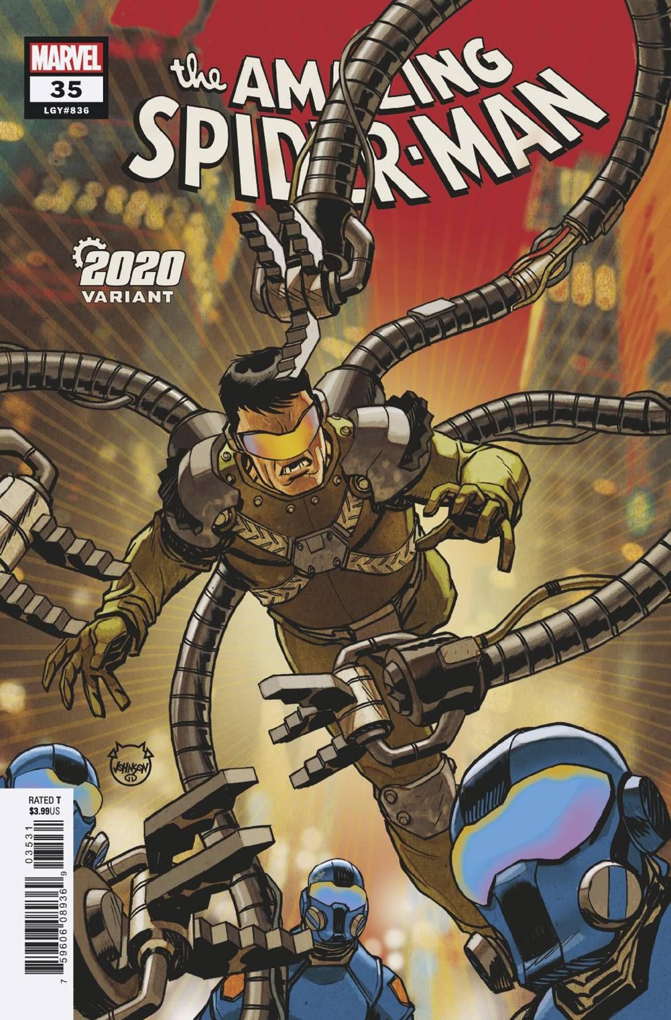 Amazing Spider-Man #35 (2019)
