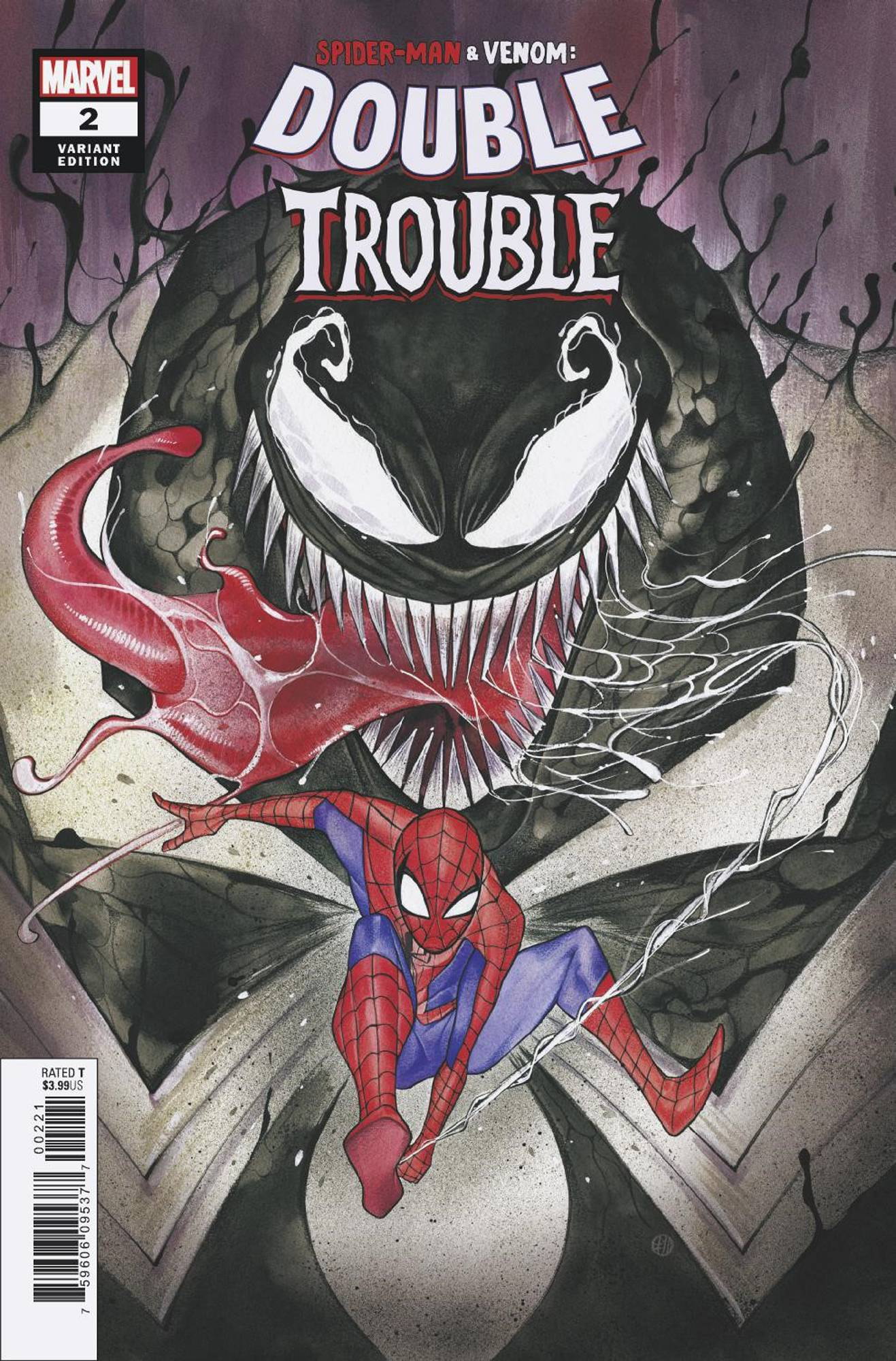 Spider-Man & Venom: Double Trouble #2 (2019)
