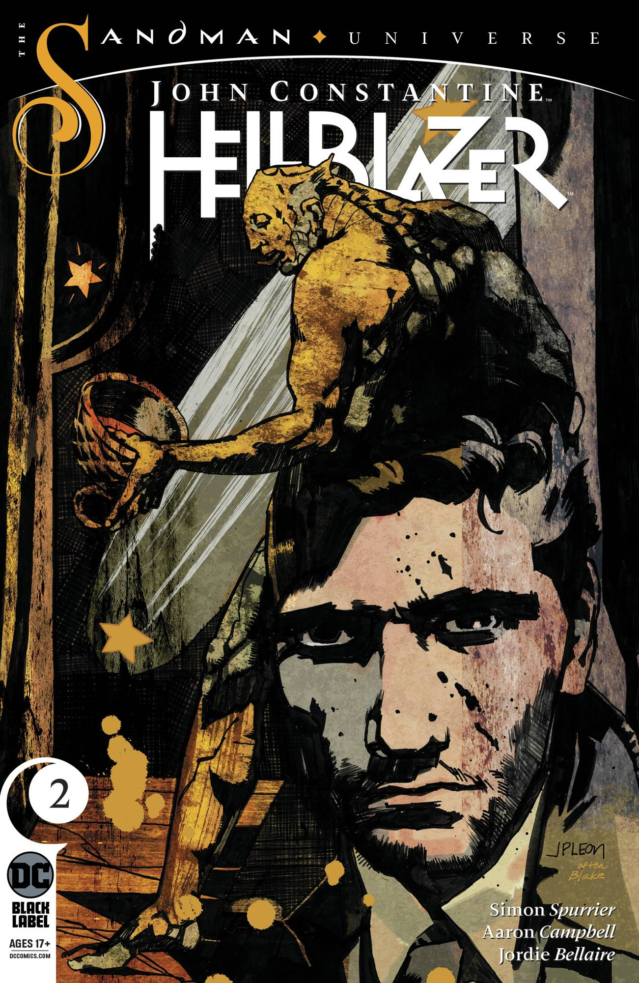 John Constantine Hellblazer #2 (2019)