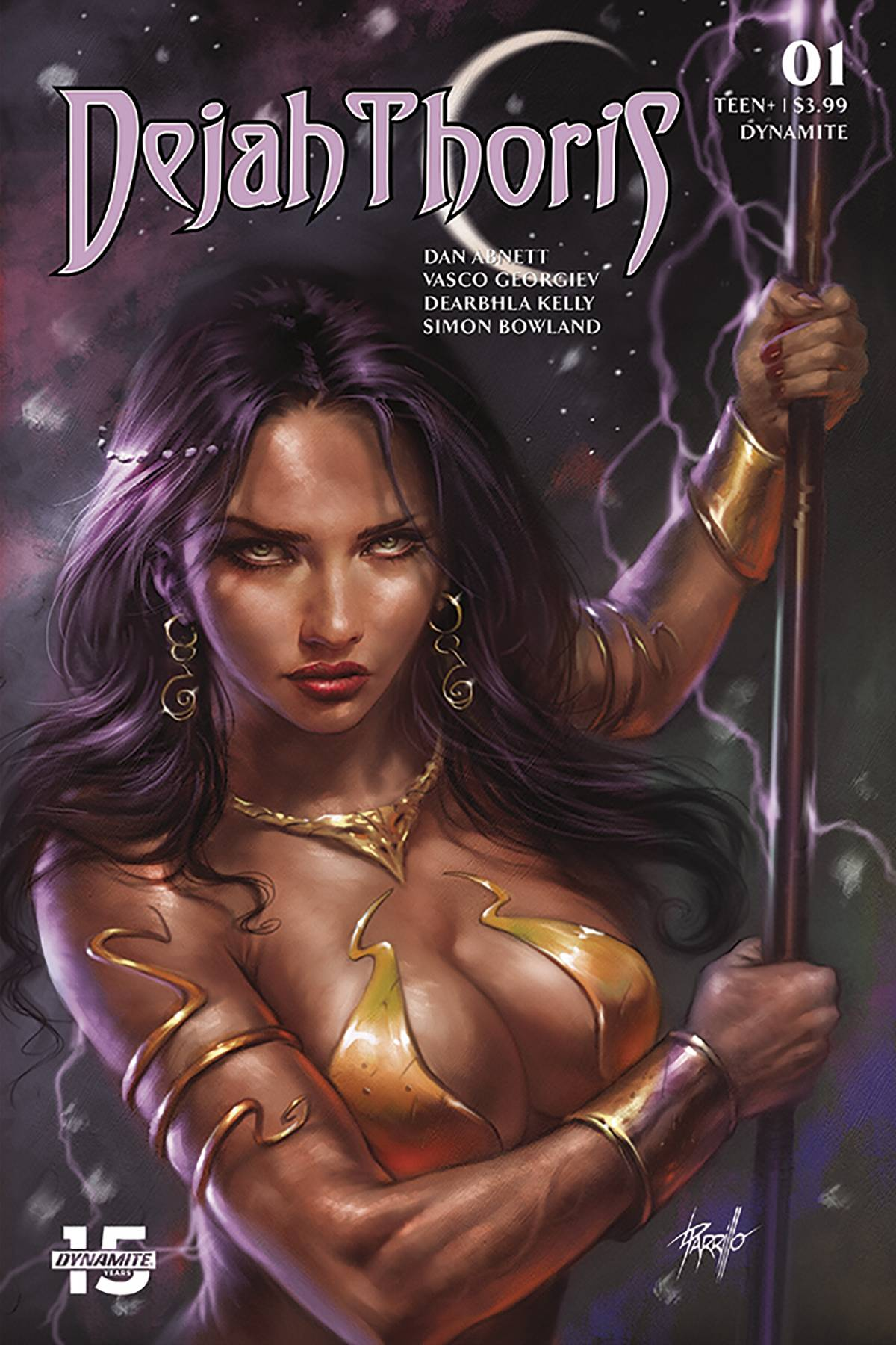 Dejah Thoris #1 (2019)