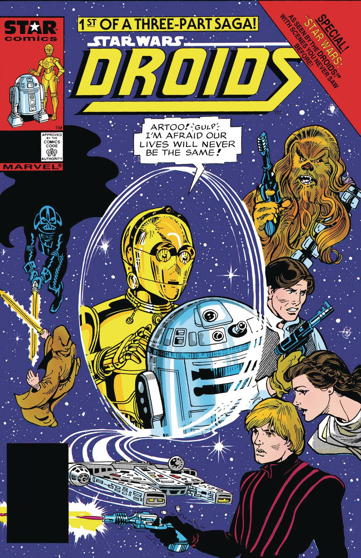 True Believers: Star Wars - According To Droids #1 (2019)