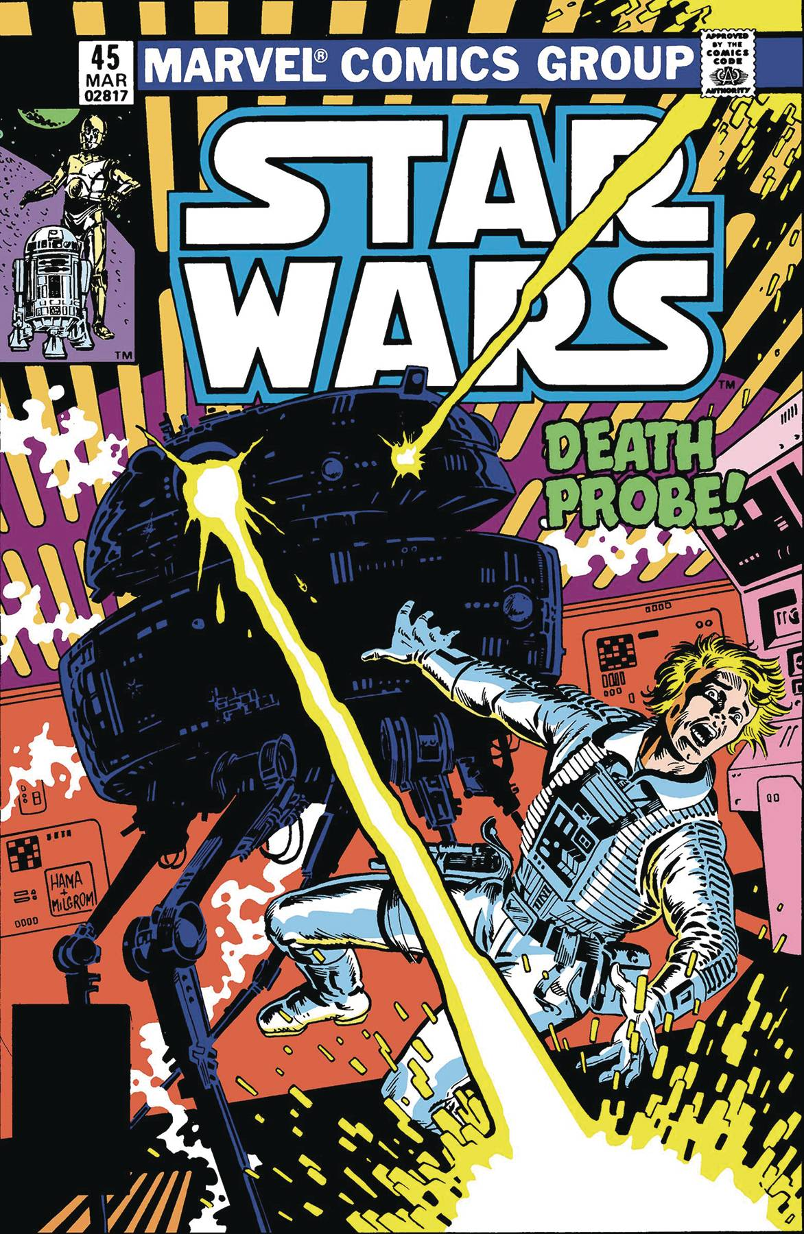 True Believers: Star Wars - Death Probe #1 (2019)