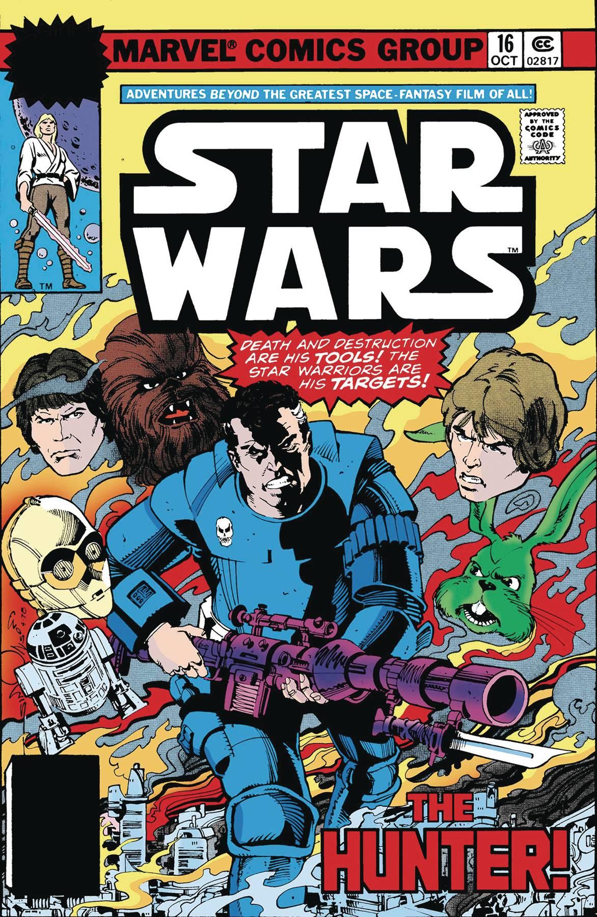 True Believers: Star Wars - Hunter #1 (2019)
