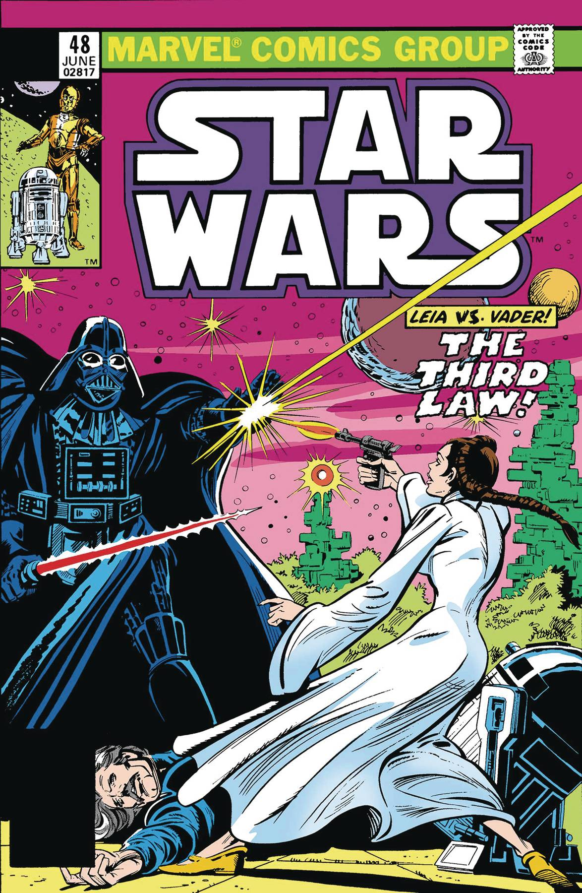 True Believers: Star Wars - Vader vs Leia #1 (2019)