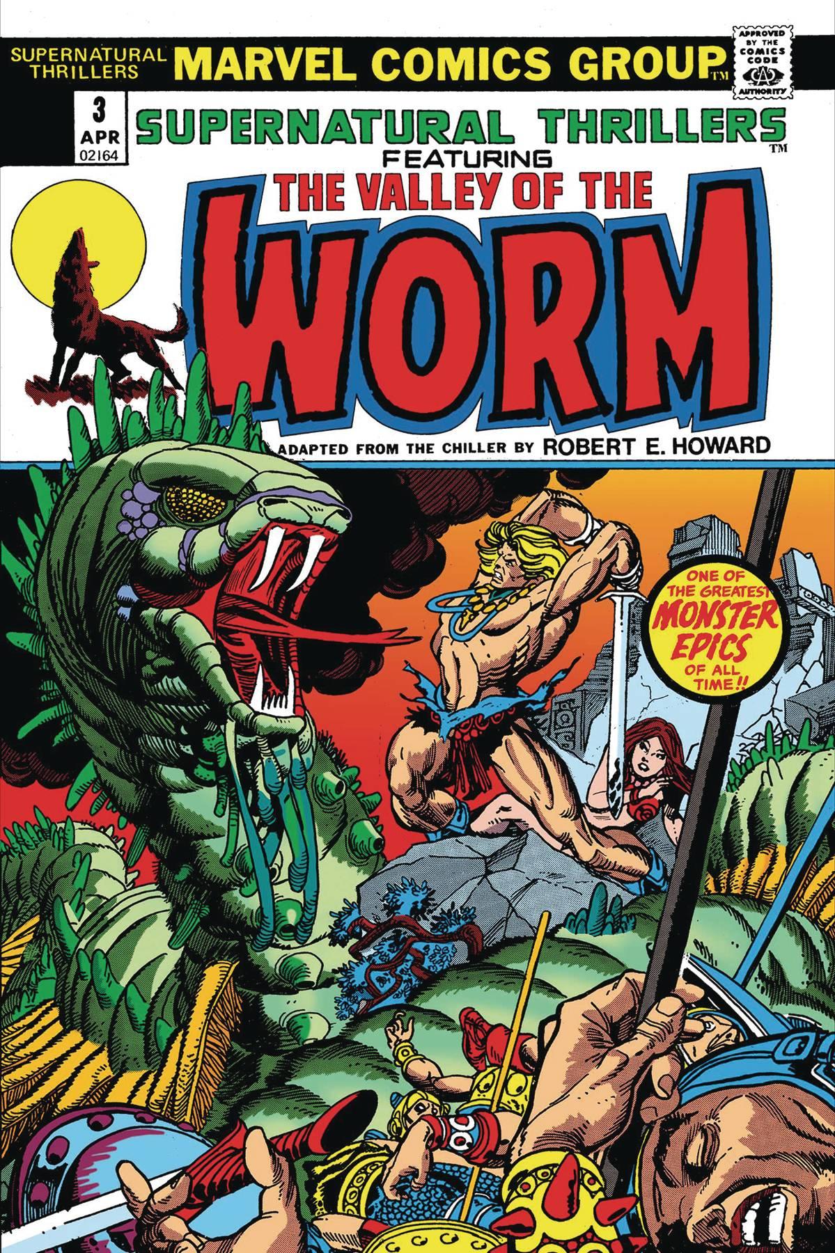 True Believers: Conan - Serpent War