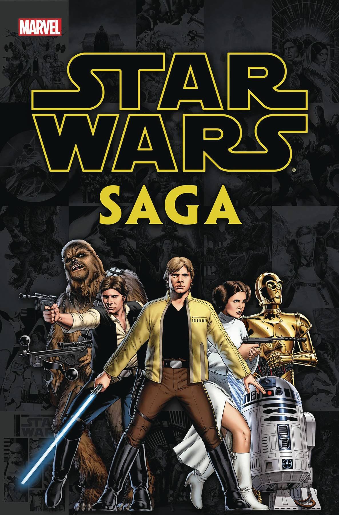 Star Wars: Saga #1 (2019)