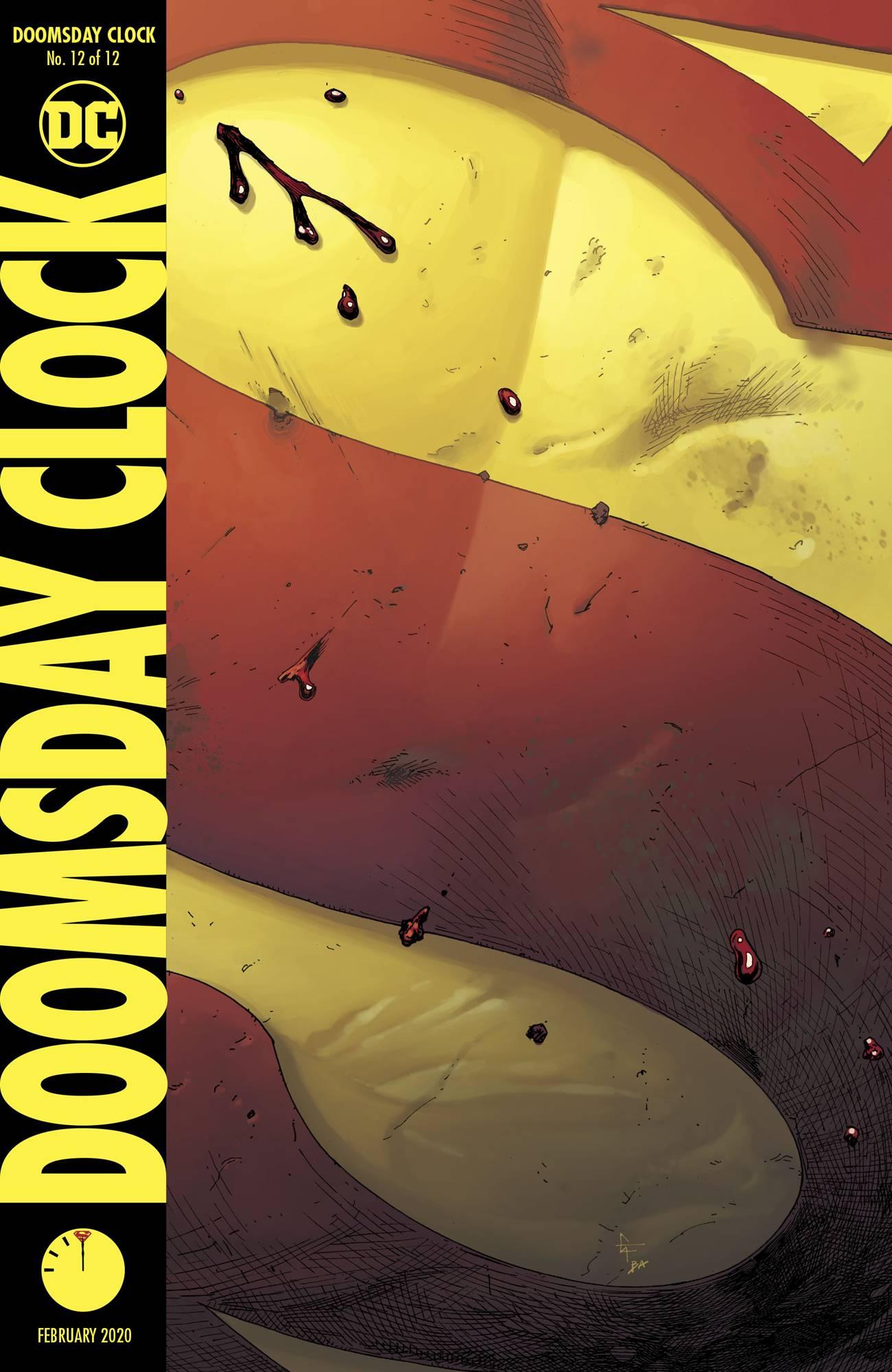 Doomsday Clock #12 (2019)