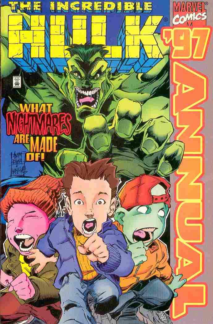 The Incredible Hulk Annual #1997 (1997)