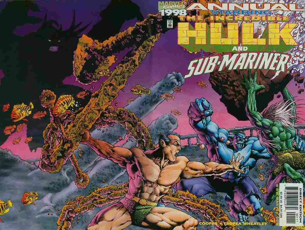 The Incredible Hulk Annual #1998 (1998)