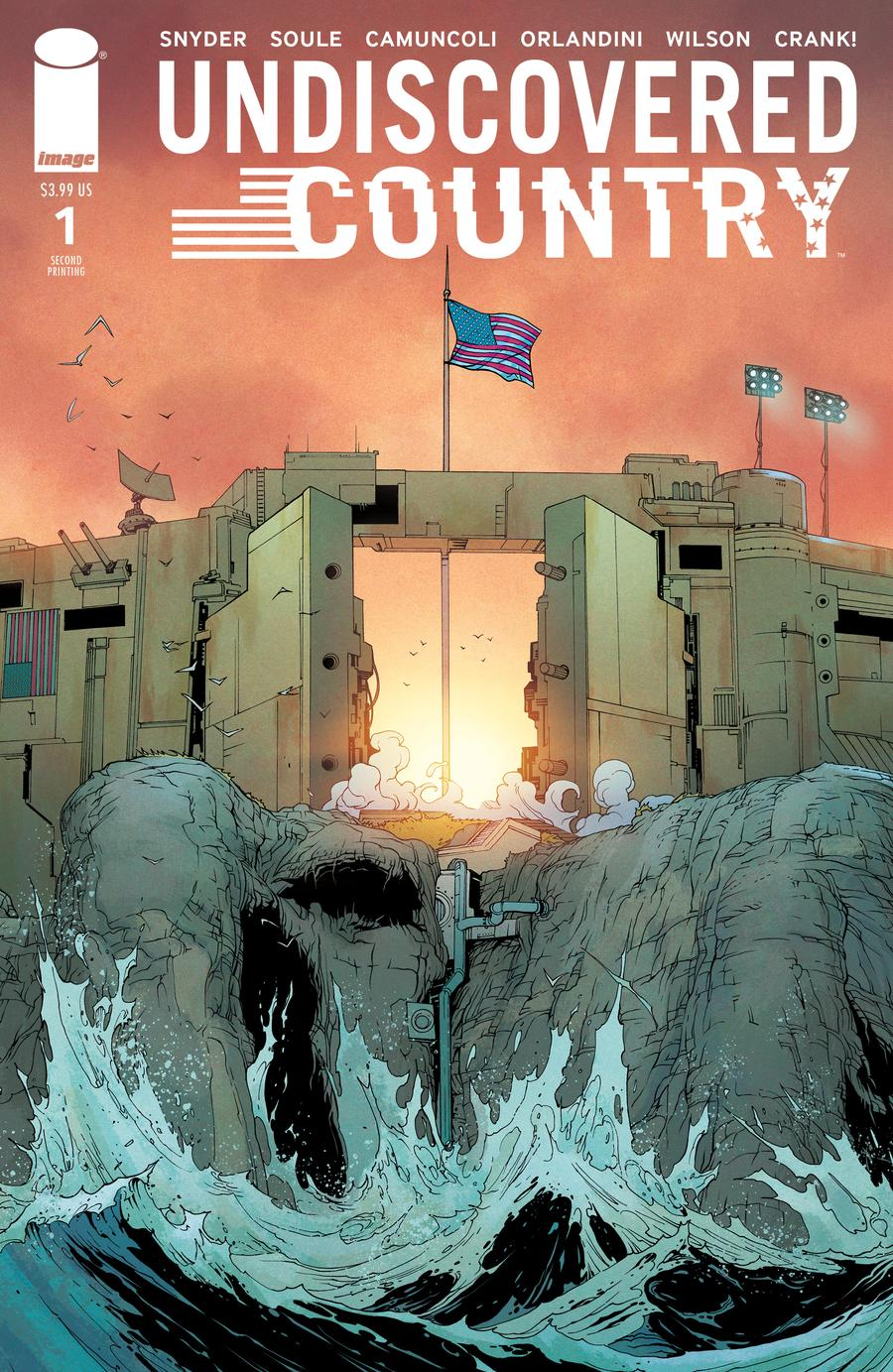 Undiscovered Country #1 (2019)
