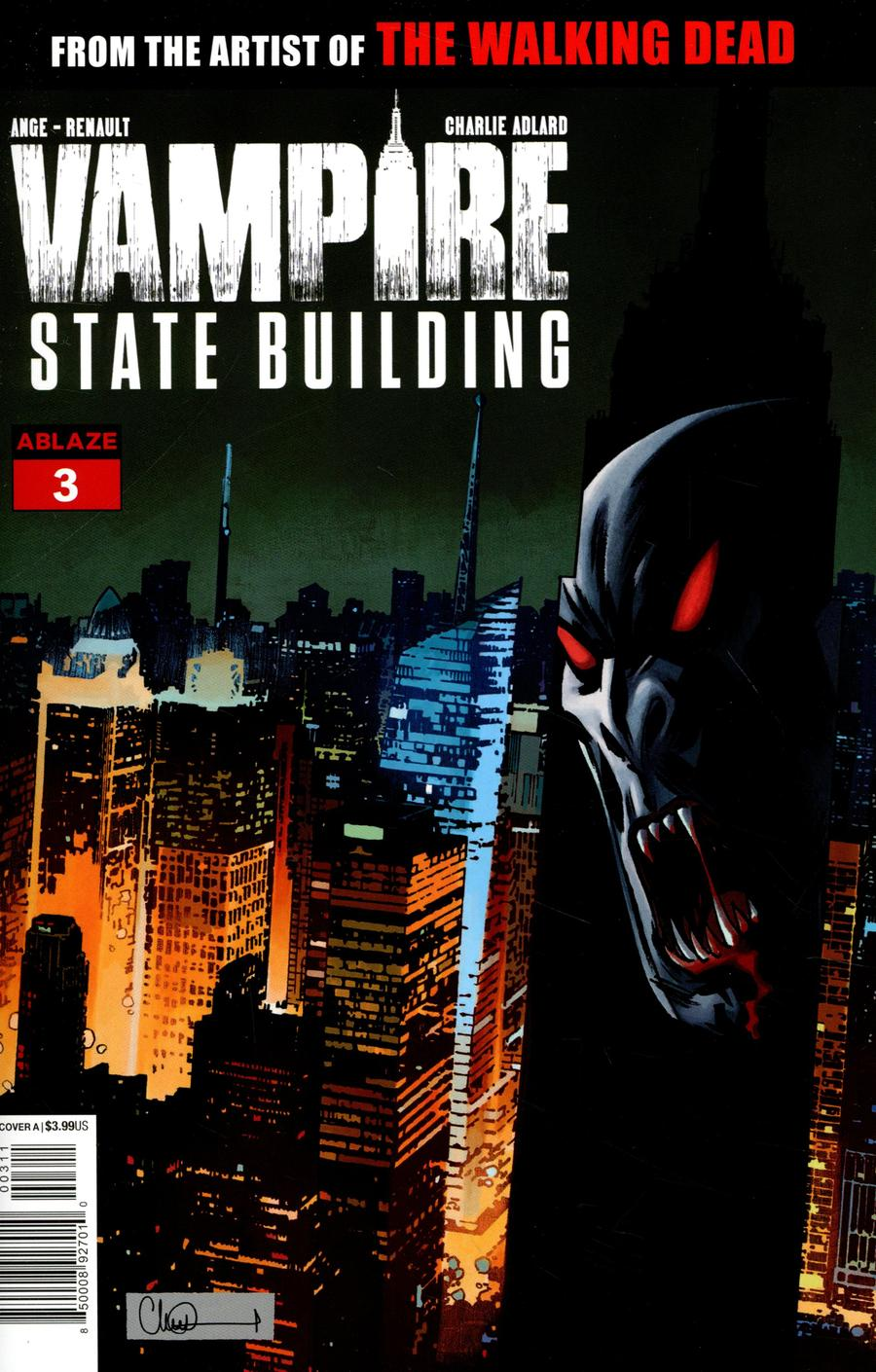 Vampire State Building #3 (2019)