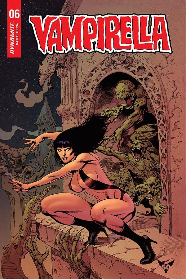 Vampirella #6 (2019)