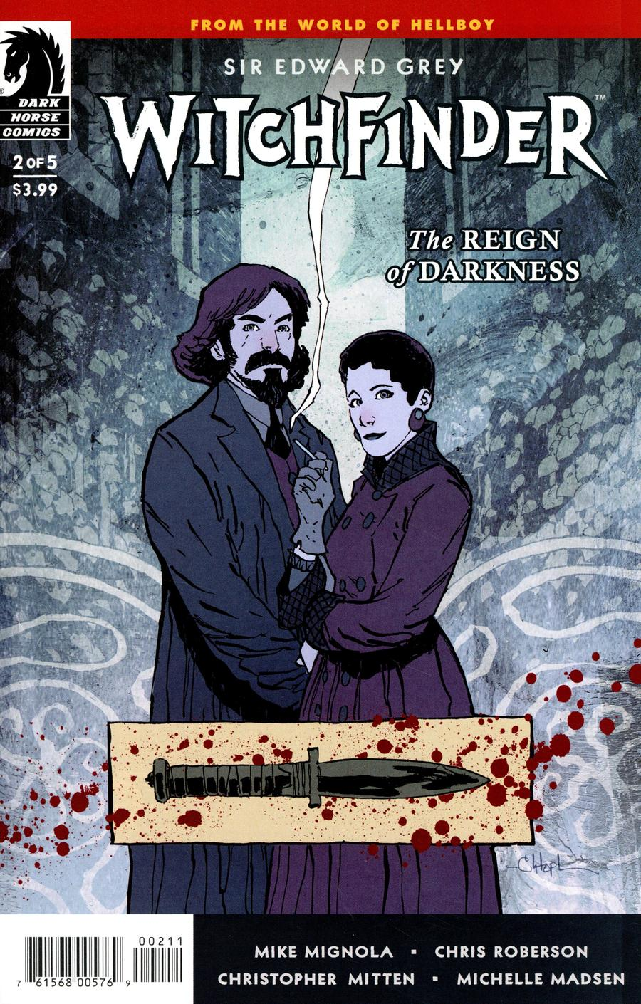 Witchfinder: Reign Of Darkness #2 (2019)