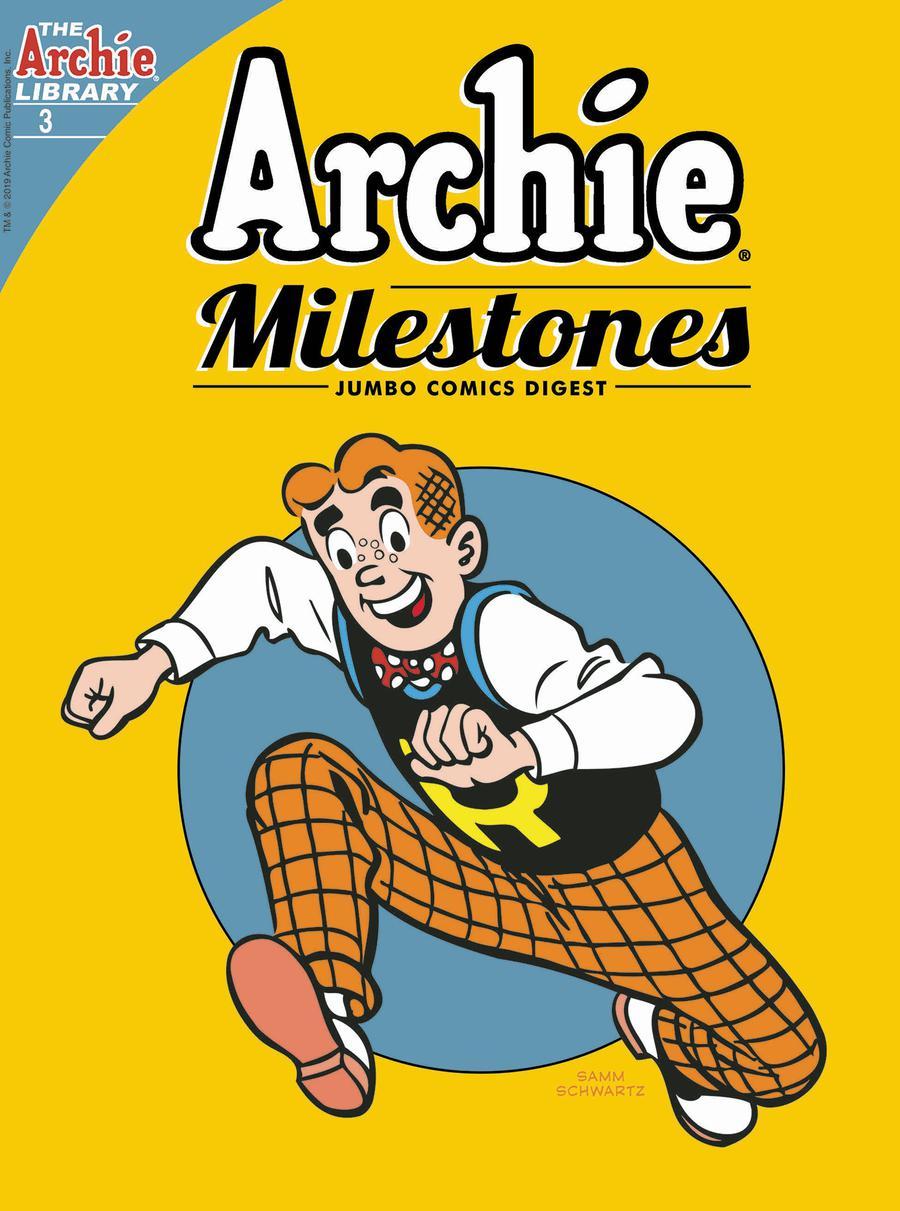 Archie Milestones Jumbo Comics Digest #3 (2019)