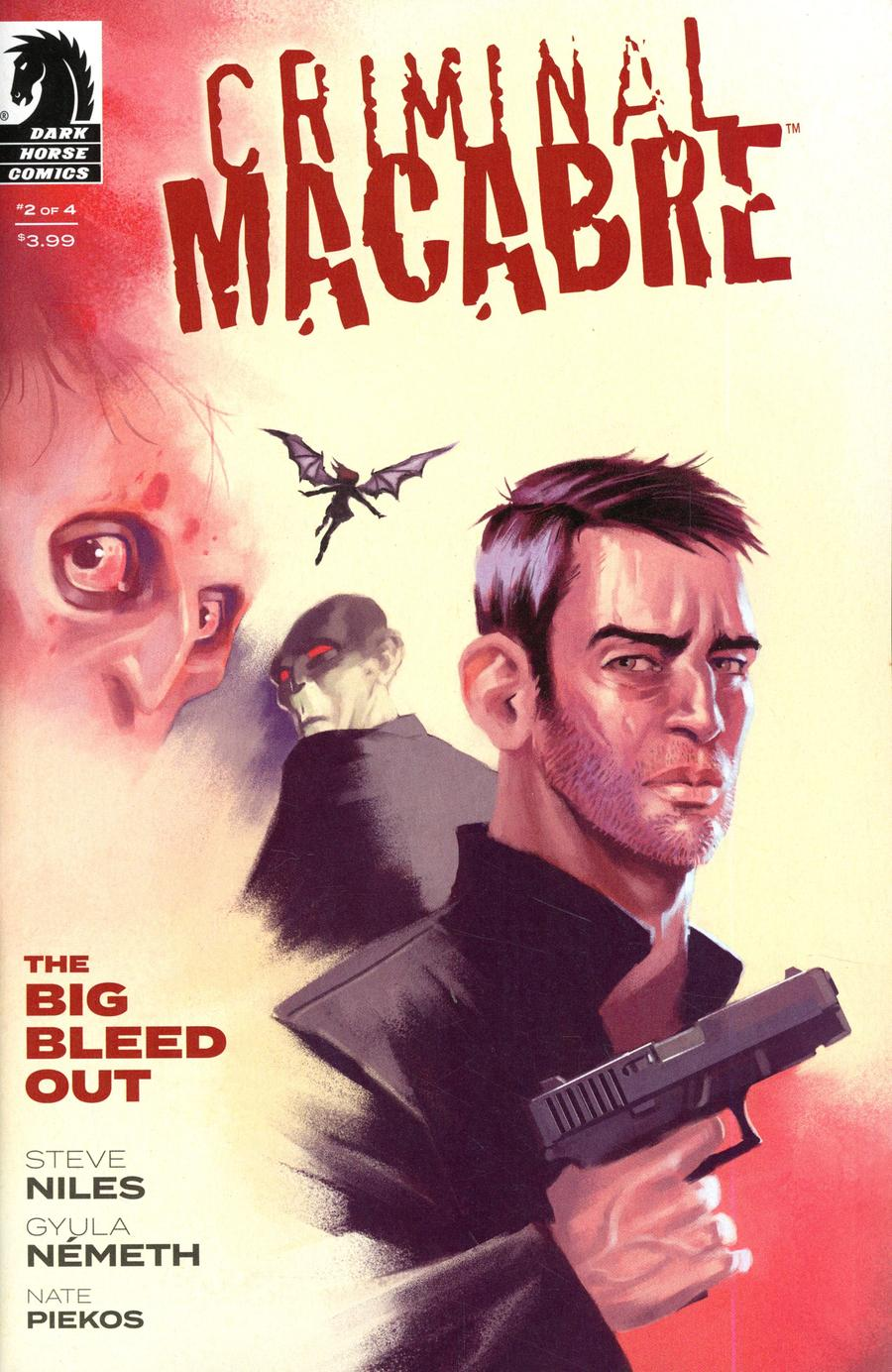 Criminal Macabre: The Big Bleed Out #2 (2020)