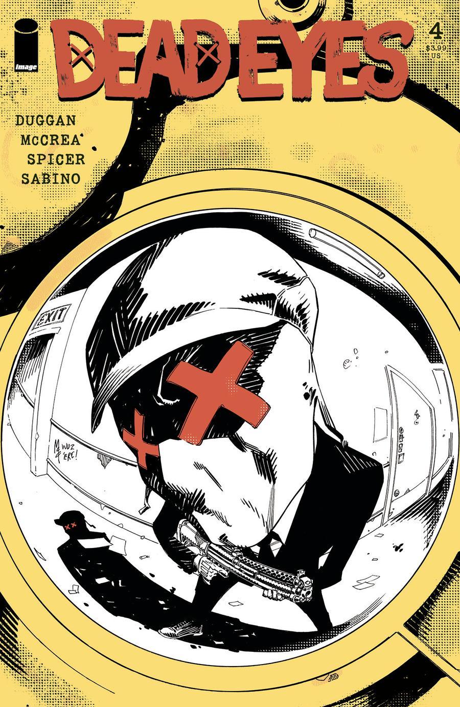 Dead Eyes #4 (2020)