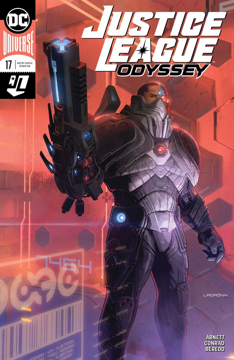 Justice League Odyssey #17 (2020)