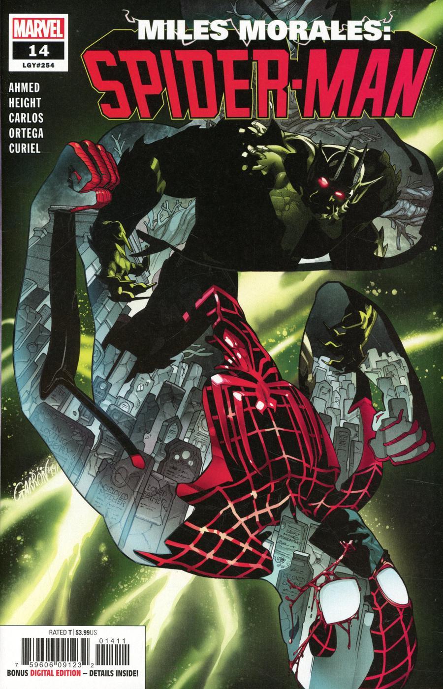 Miles Morales: Spider-Man #14 (2020)