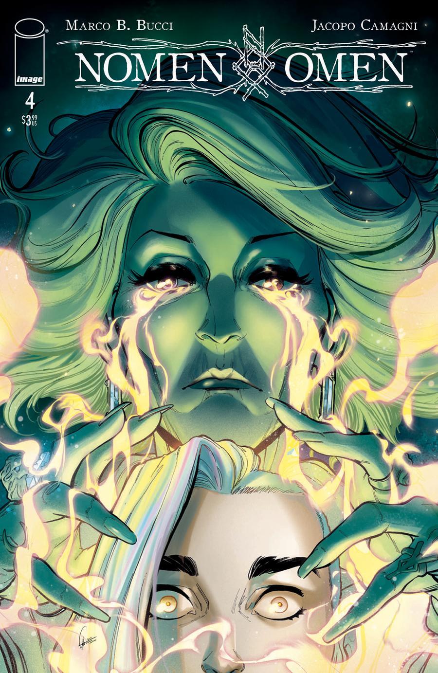 Nomen Omen #4 (2020)