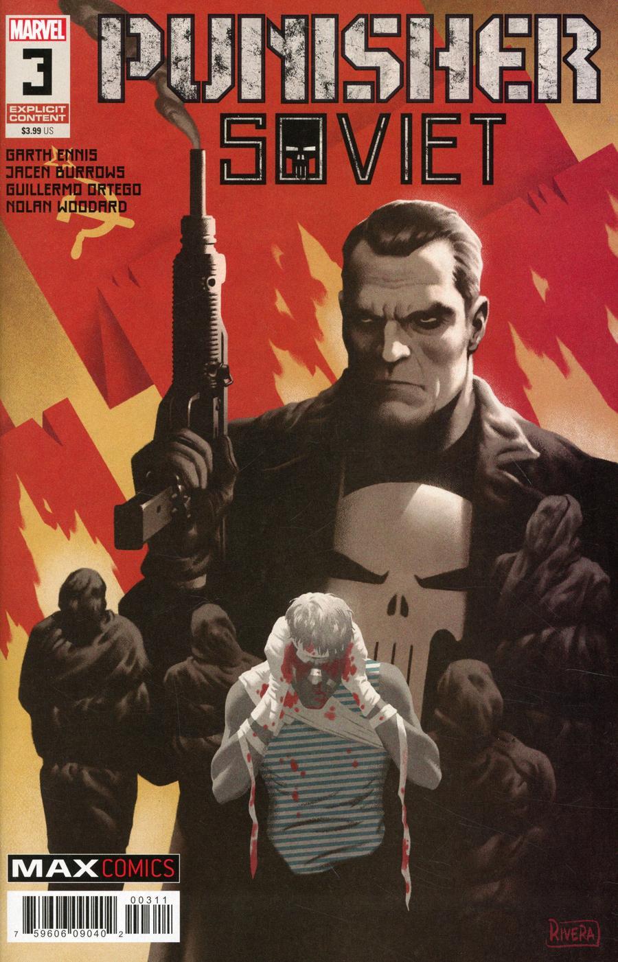 Punisher: Soviet #3 (2020)