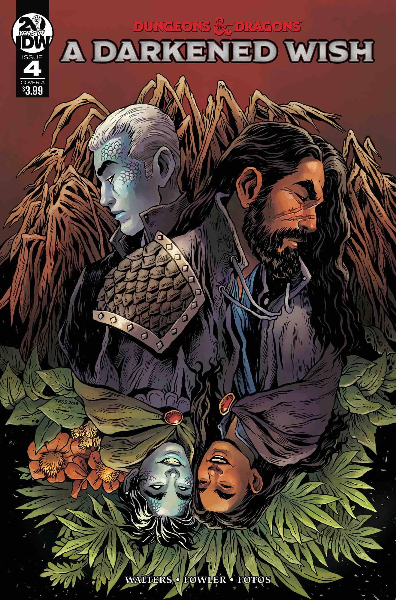 Dungeons & Dragons: A Darkened Wish #4 (2020)