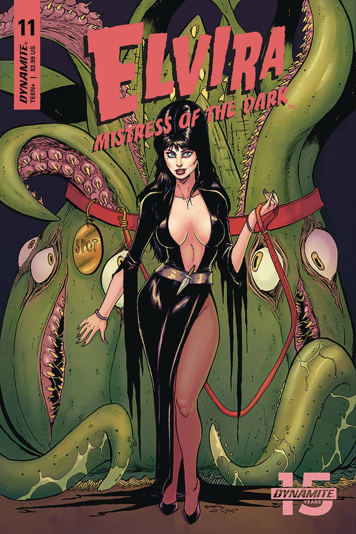 Elvira, Mistress Of Dark #11 (2020)