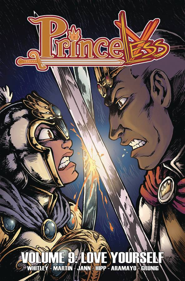 Princeless: The Pirate Princess #9 (2020)